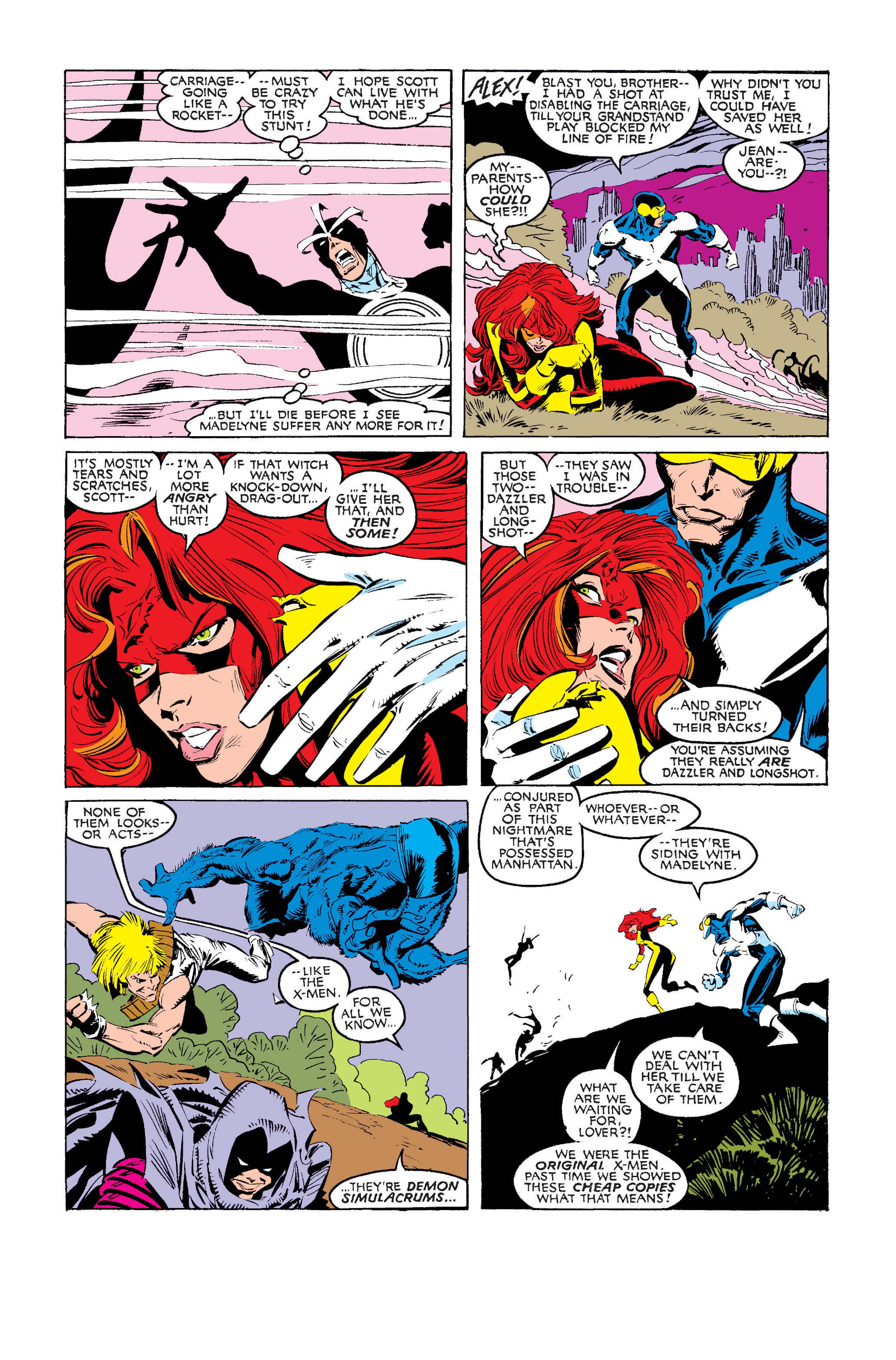 Read online Uncanny X-Men (1963) comic -  Issue #242 - 13