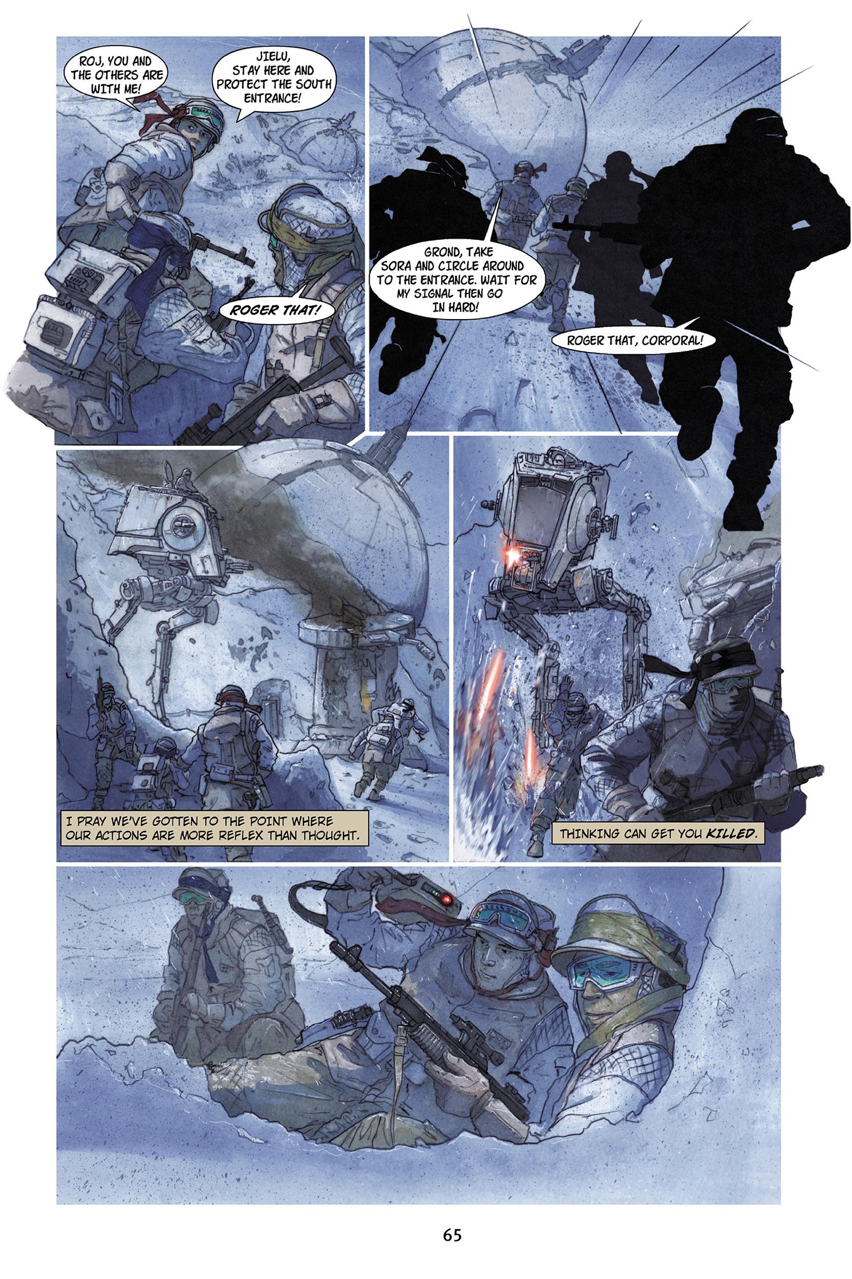 Read online Star Wars Omnibus comic -  Issue # Vol. 30 - 63