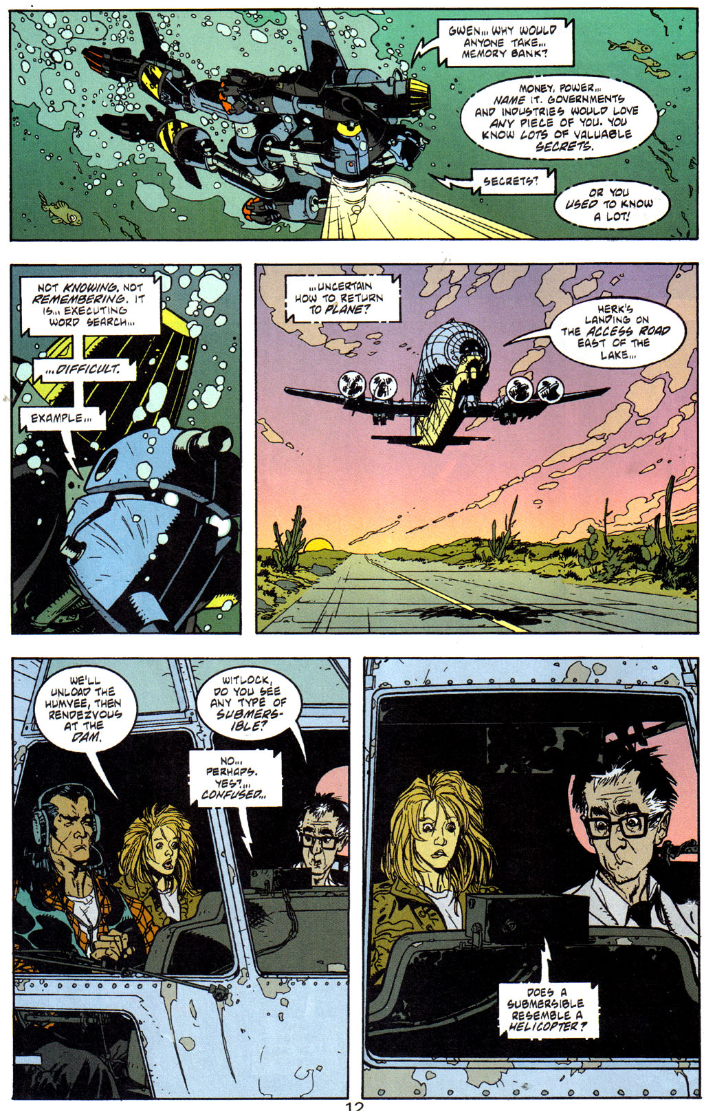Read online Trouble Magnet comic -  Issue #2 - 13