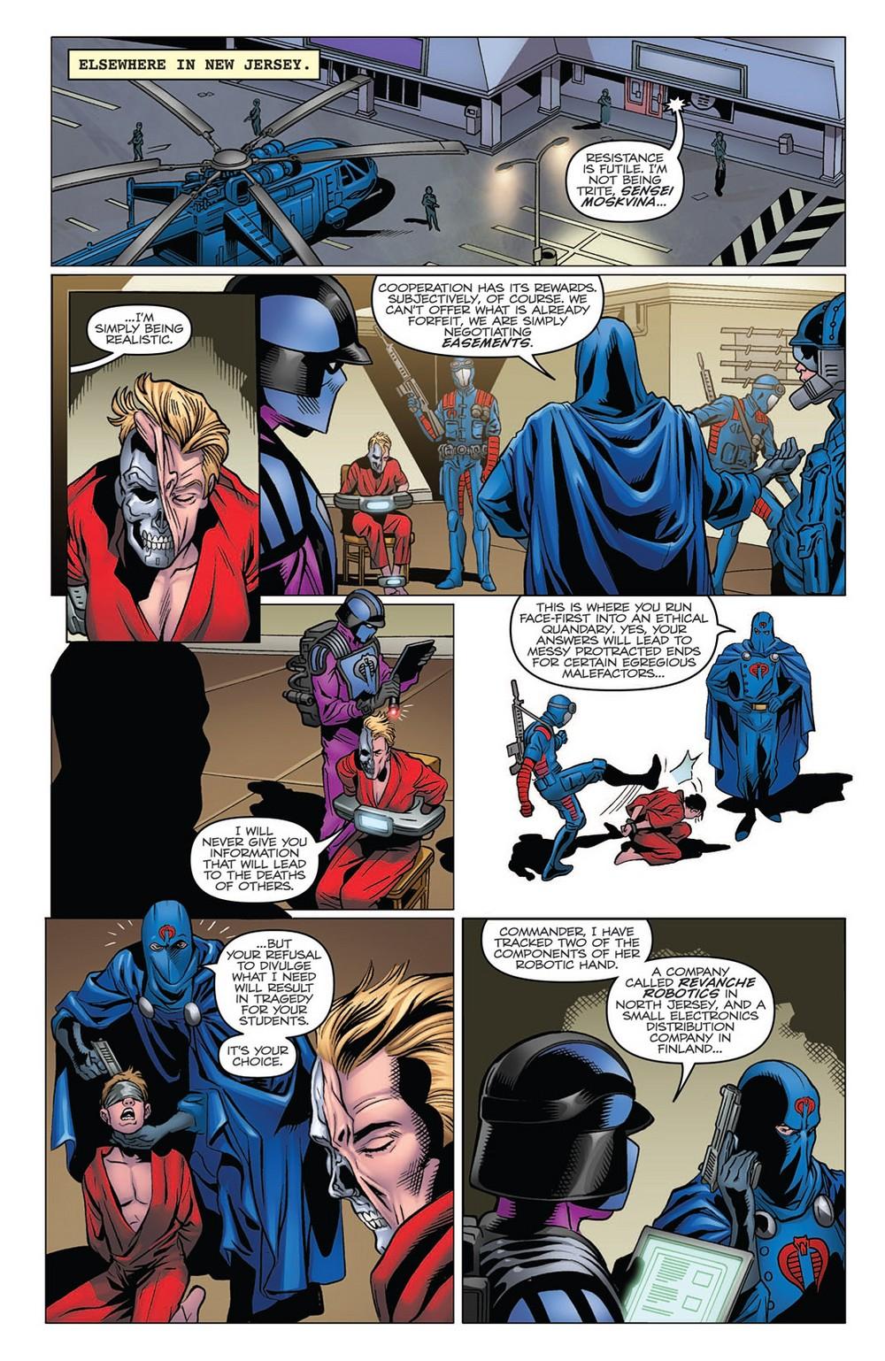 G.I. Joe: A Real American Hero 175 Page 13