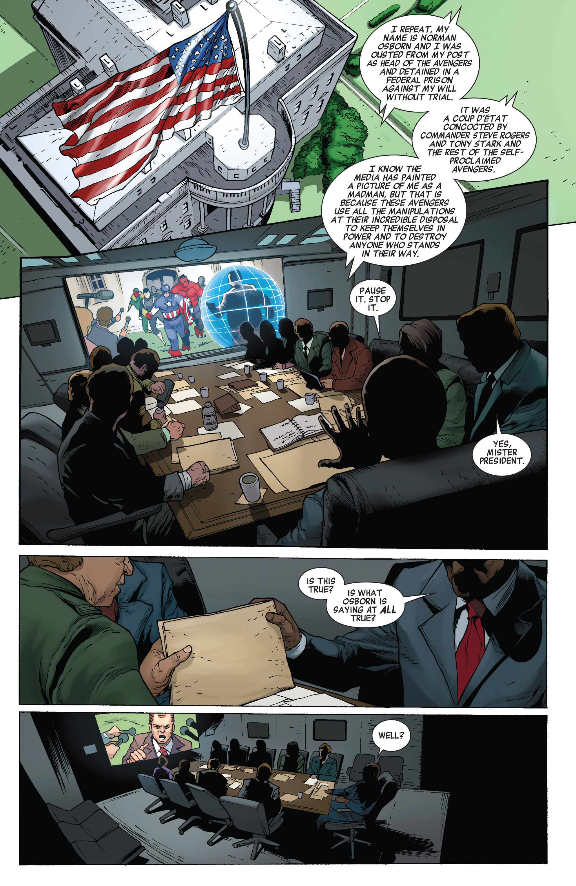 Read online Avengers (2010) comic -  Issue #22 - 3