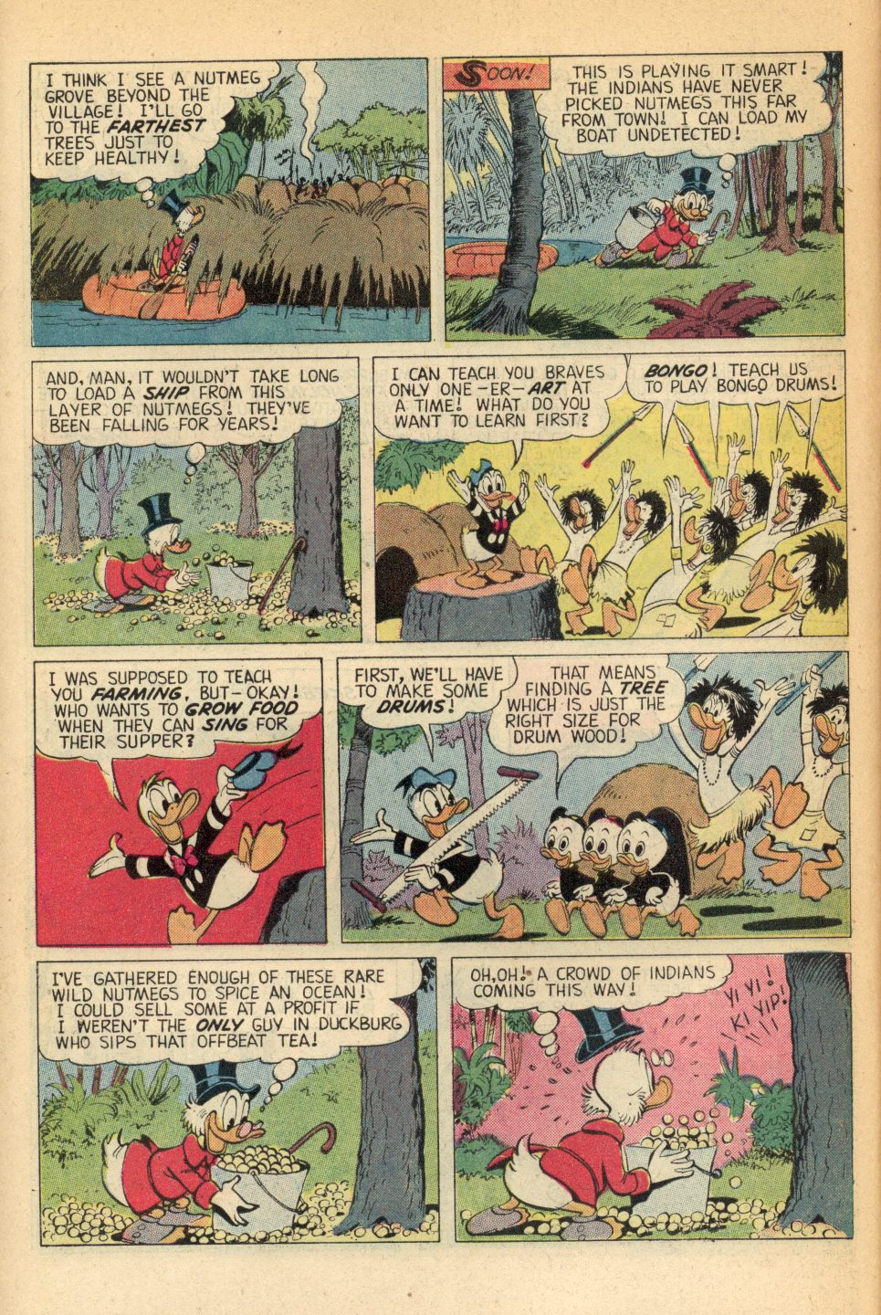 Read online Uncle Scrooge (1953) comic -  Issue #102 - 10