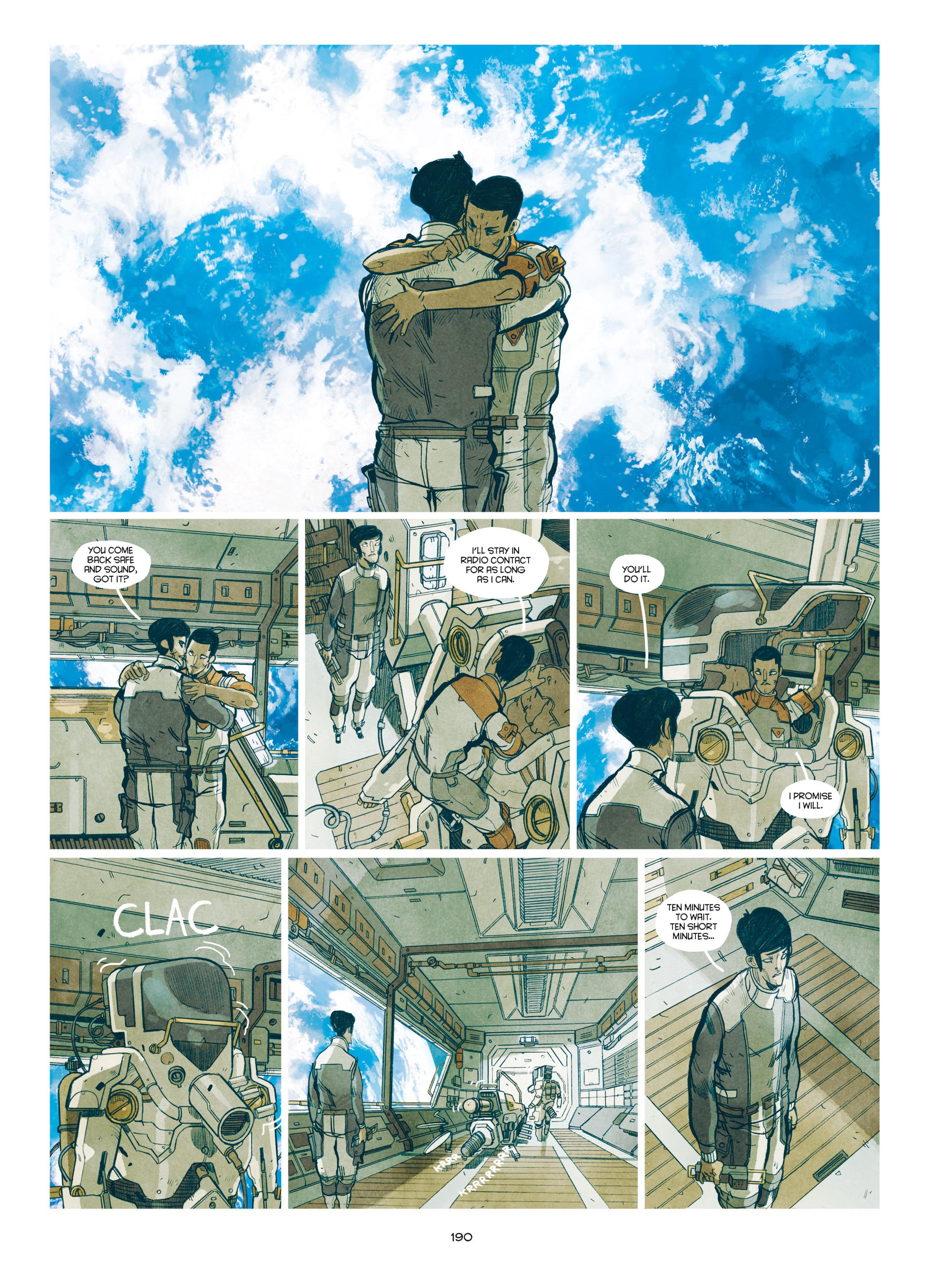 Read online Shangri-La comic -  Issue # Full - 191