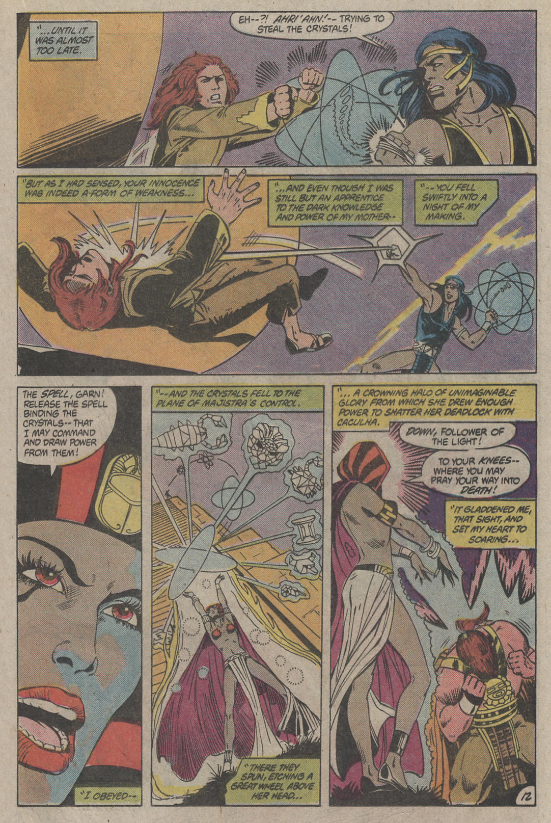 Read online Arion, Lord of Atlantis comic -  Issue #4 - 12