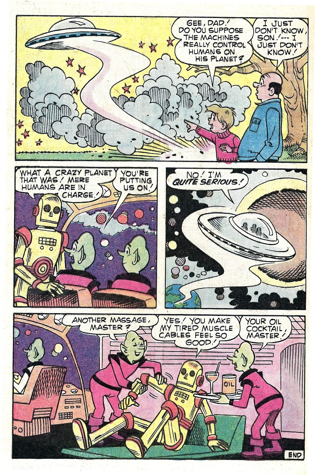 Read online Madhouse Comics comic -  Issue #116 - 8