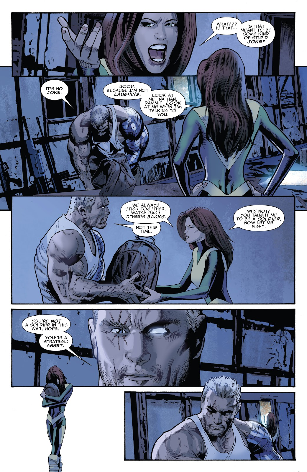 Read online X-Men: Second Coming comic -  Issue # _TPB (Part 2) - 10