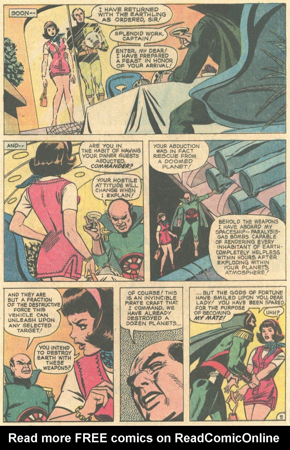 Read online Adventure Comics (1938) comic -  Issue #415 - 7