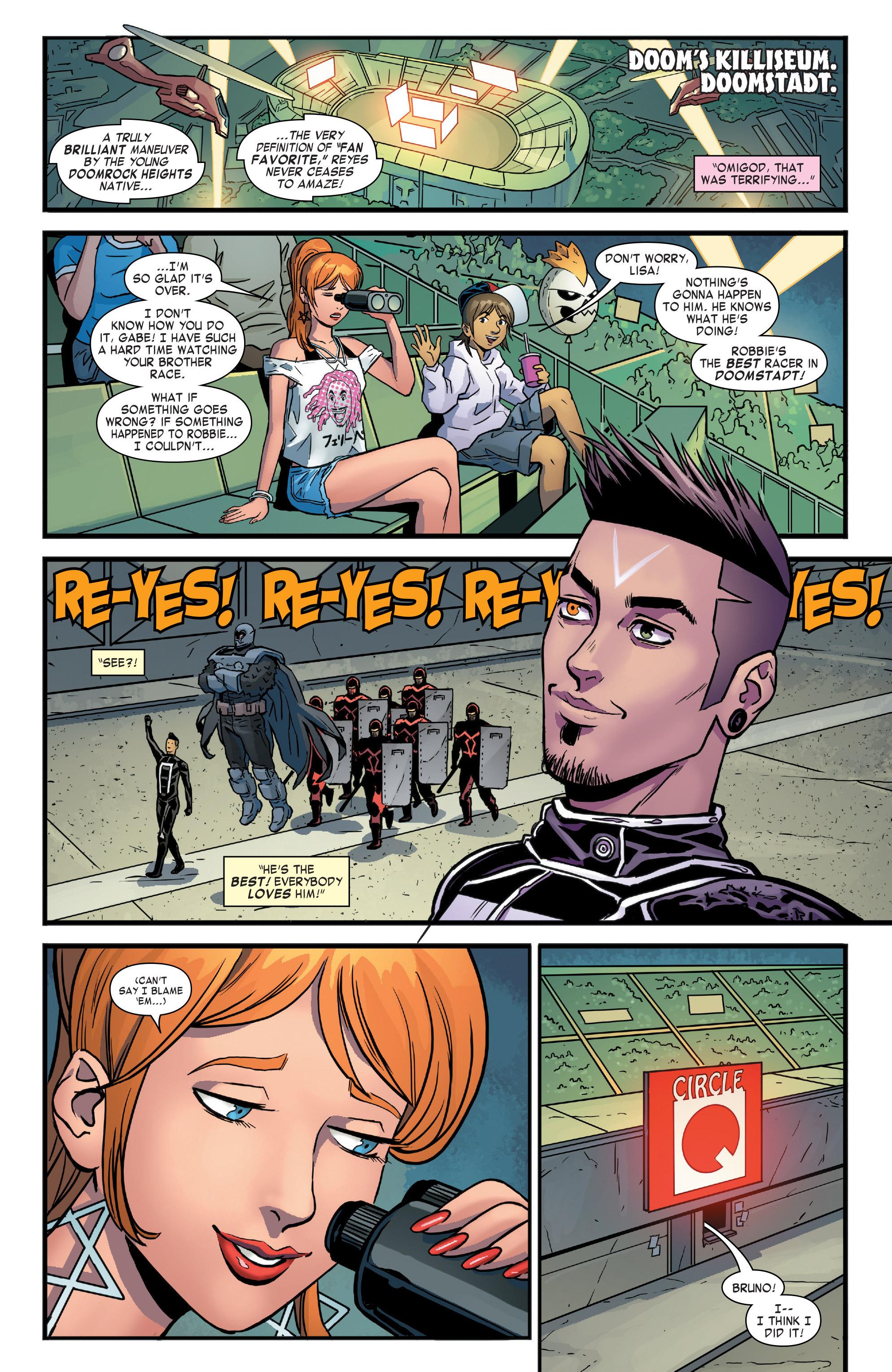 Read online Secret Wars: Secret Love comic -  Issue # Full - 11