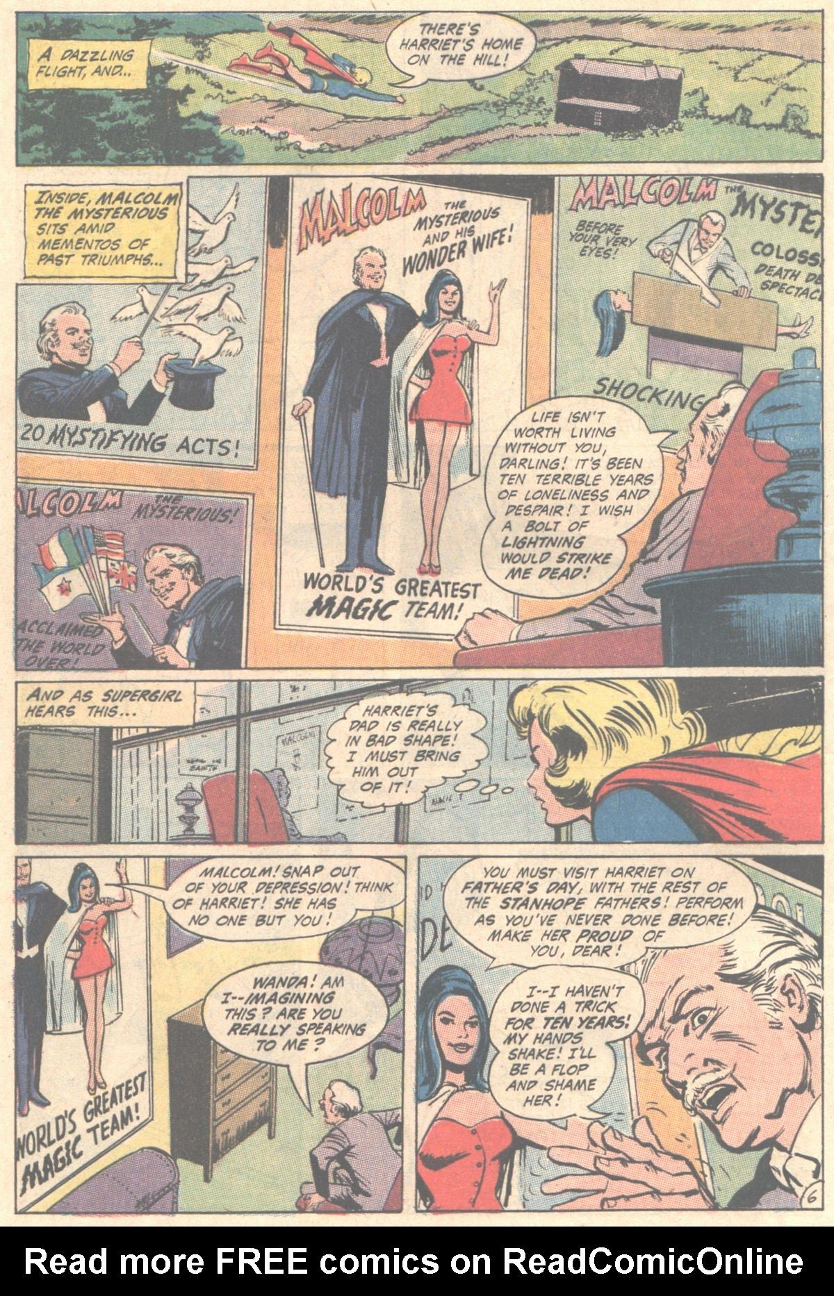 Read online Adventure Comics (1938) comic -  Issue #389 - 8