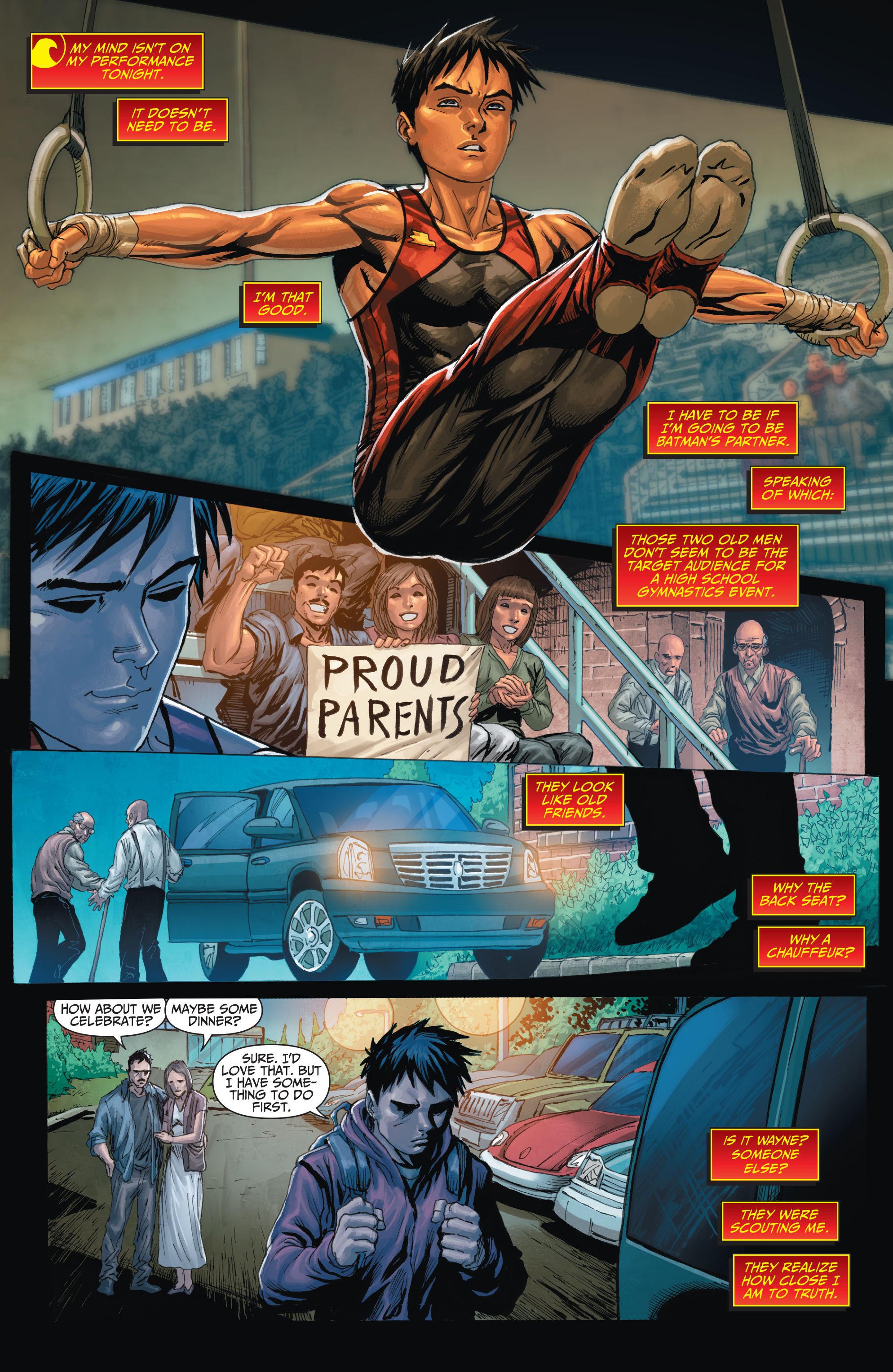 Read online Secret Origins (2014) comic -  Issue #3 - 28