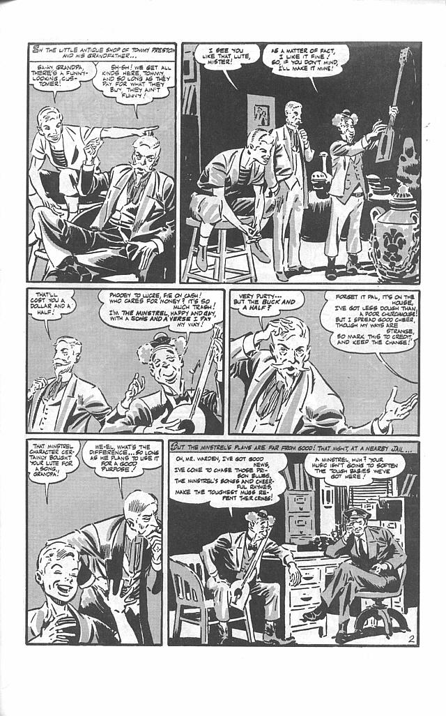 Read online Golden-Age Men of Mystery comic -  Issue #3 - 35