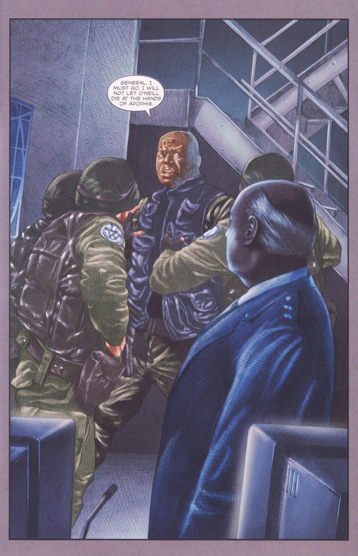 Read online Stargate SG-1: POW comic -  Issue #2 - 3