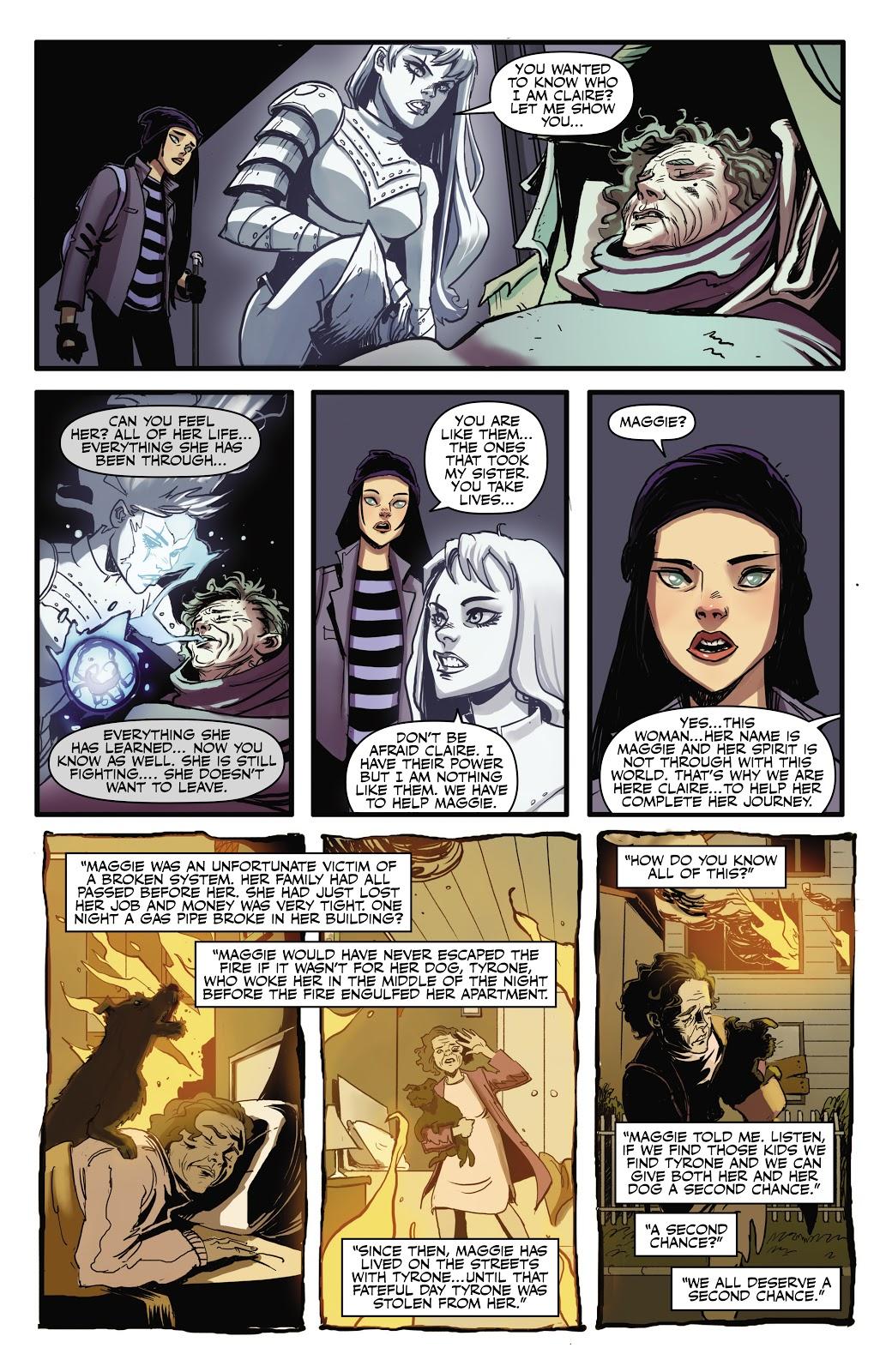 Read online September Mourning Volume 1 comic -  Issue #2 - 10