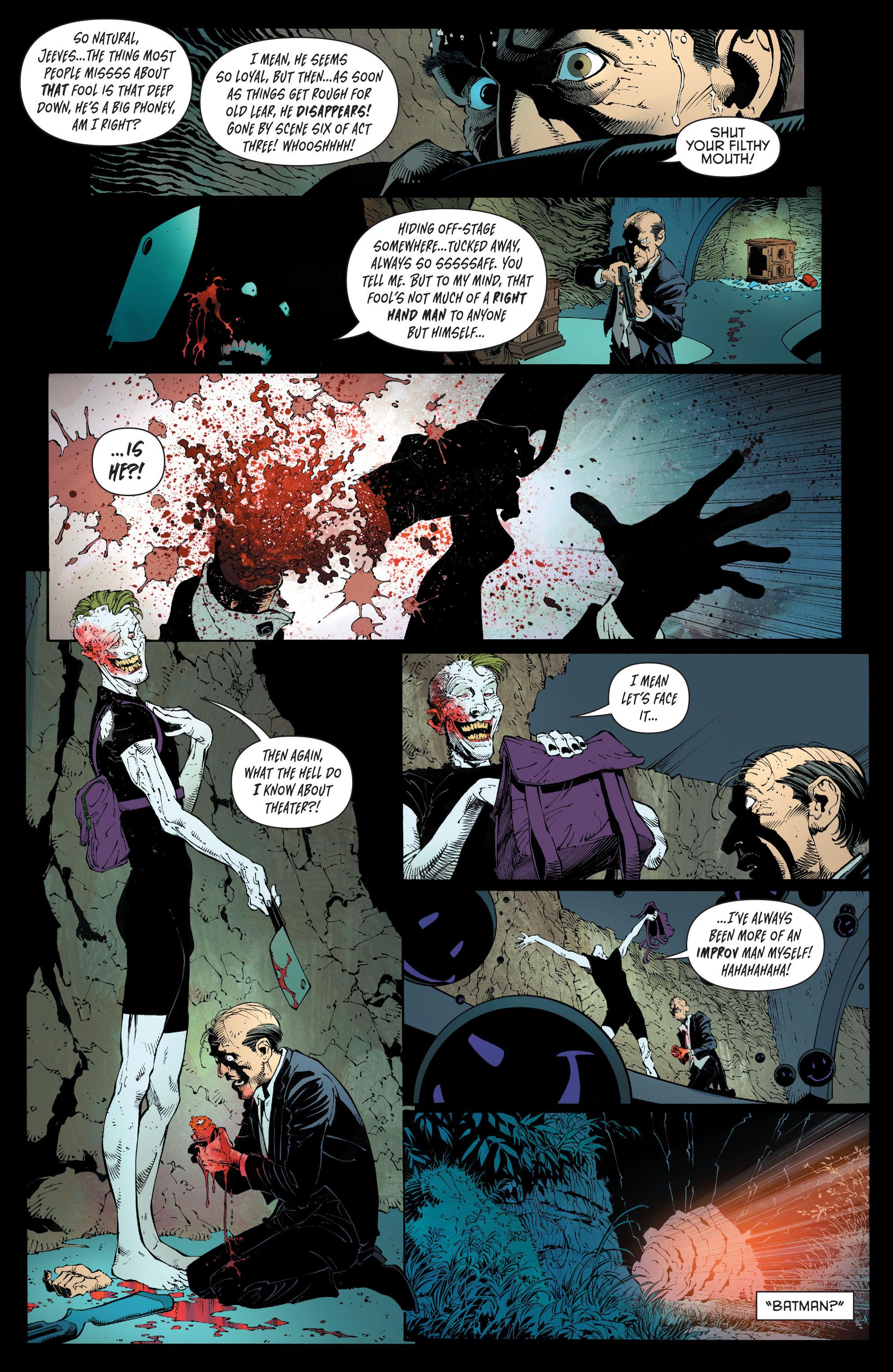 Read online Batman (2011) comic -  Issue # _TPB 7 - 114