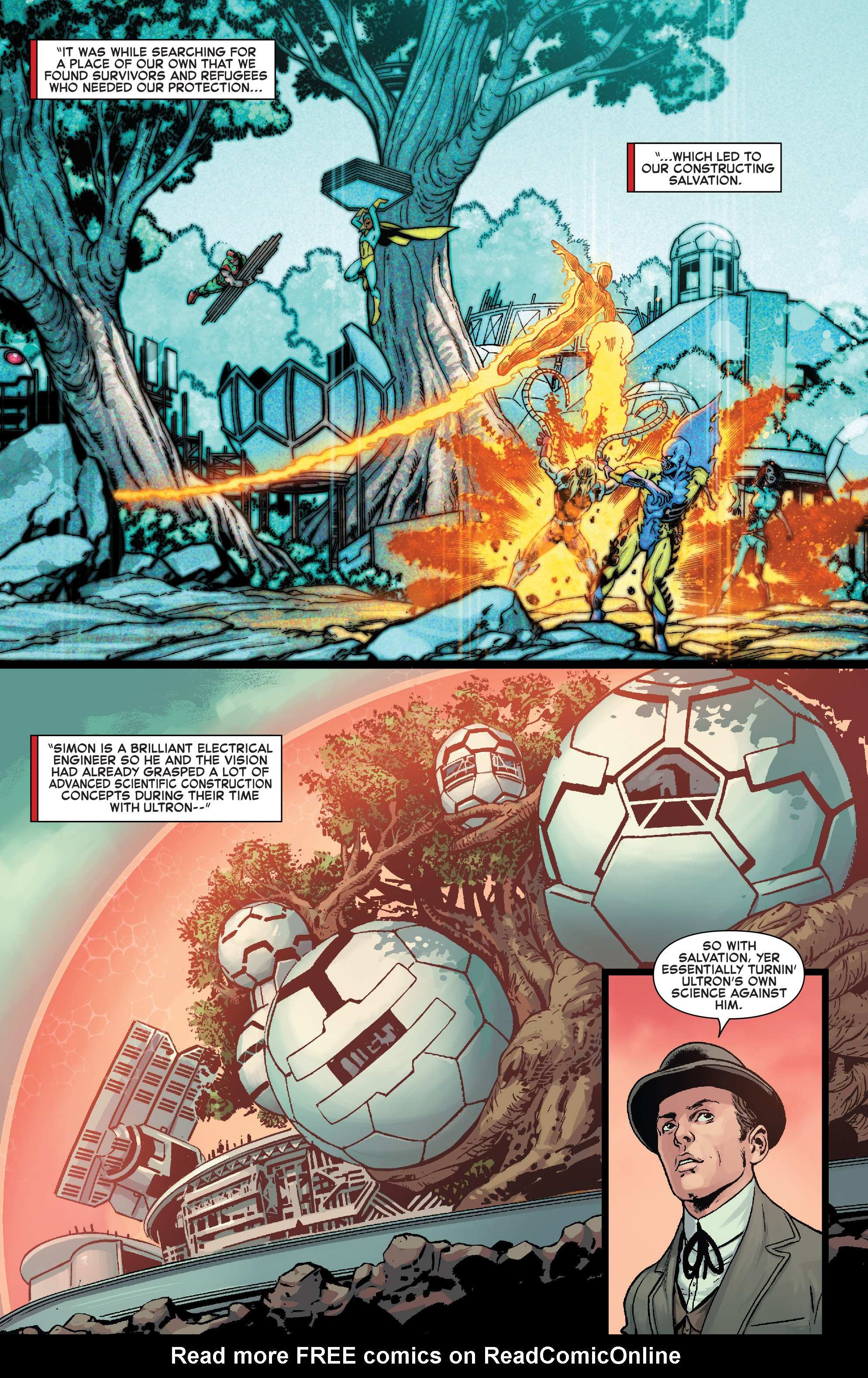Read online Age of Ultron Vs. Marvel Zombies comic -  Issue #2 - 15