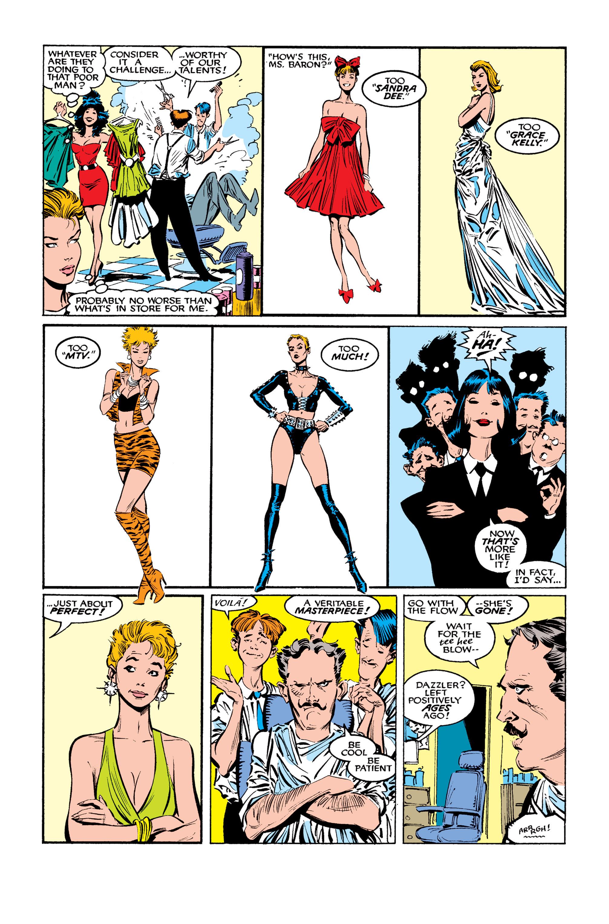 Read online Uncanny X-Men (1963) comic -  Issue #260 - 15
