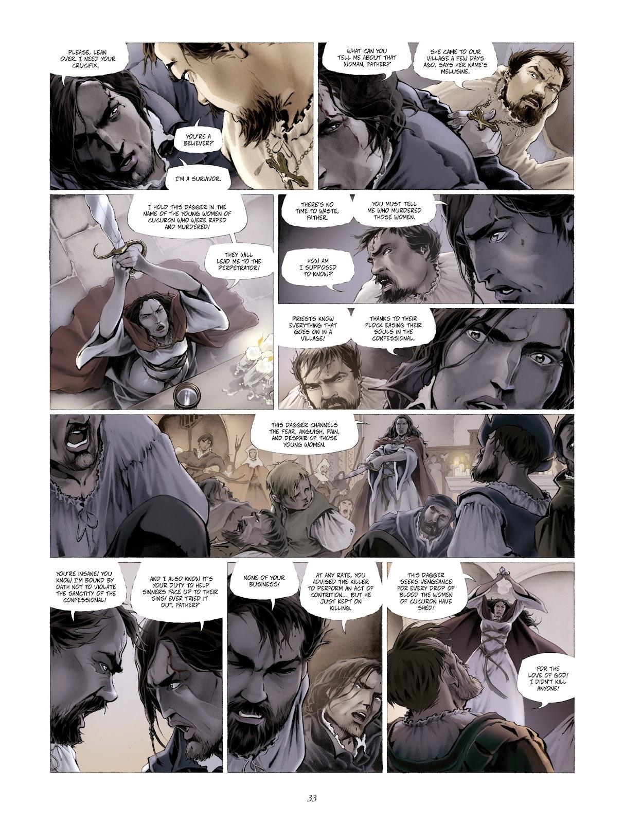 Read online Arthus Trivium comic -  Issue #4 - 35