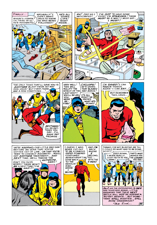 Uncanny X-Men (1963) 8 Page 20