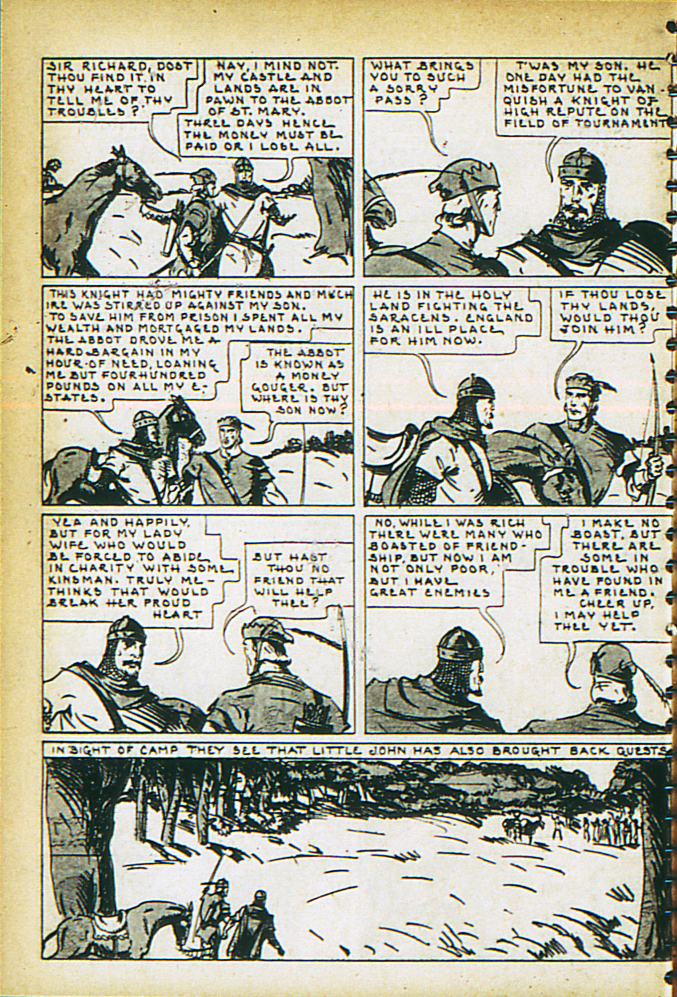 Read online Adventure Comics (1938) comic -  Issue #29 - 47
