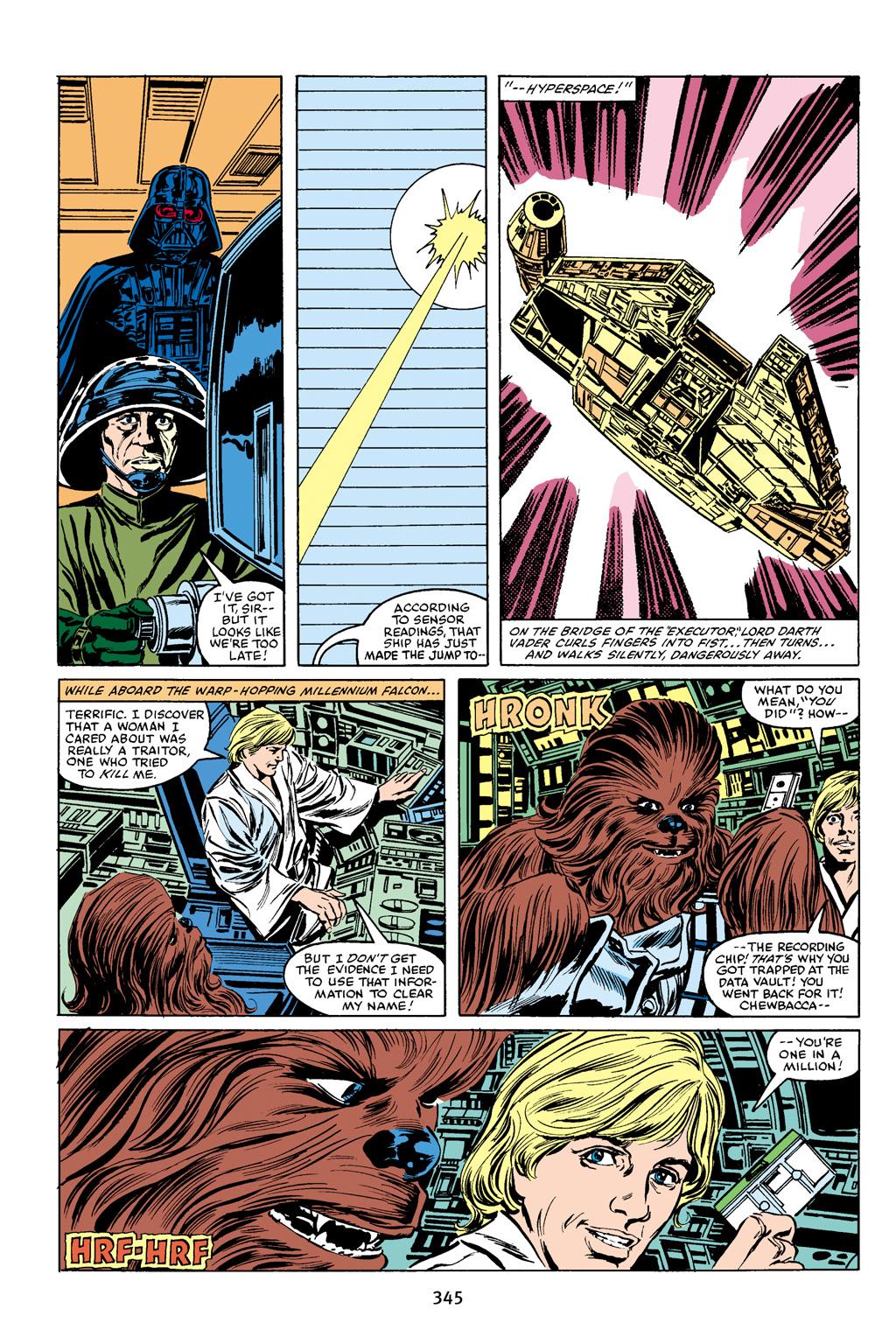 Read online Star Wars Omnibus comic -  Issue # Vol. 16 - 339
