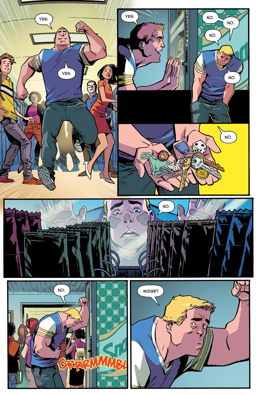 Read online Jughead (2015) comic -  Issue #15 - 25