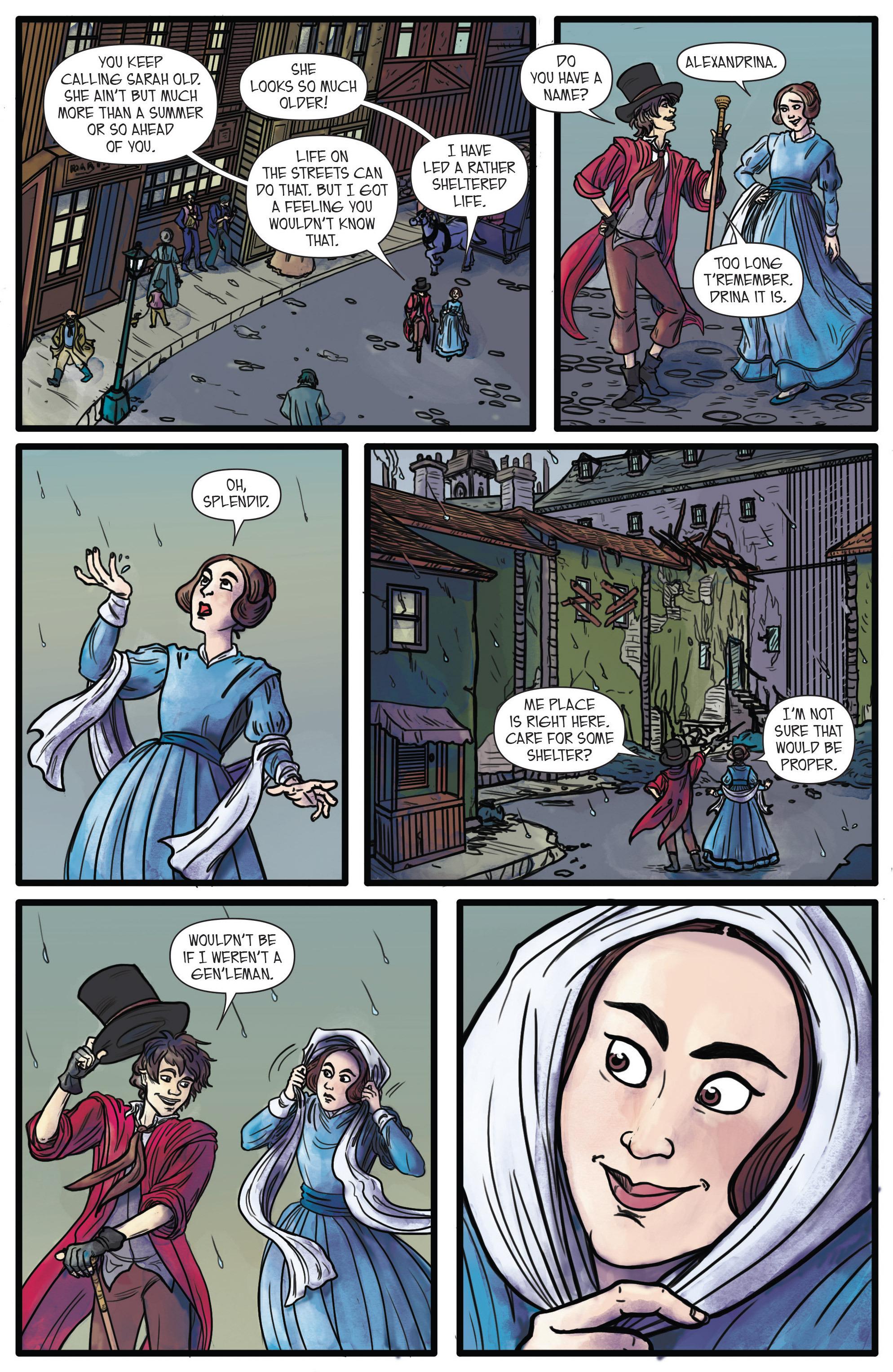 Read online Artful comic -  Issue #1 - 15