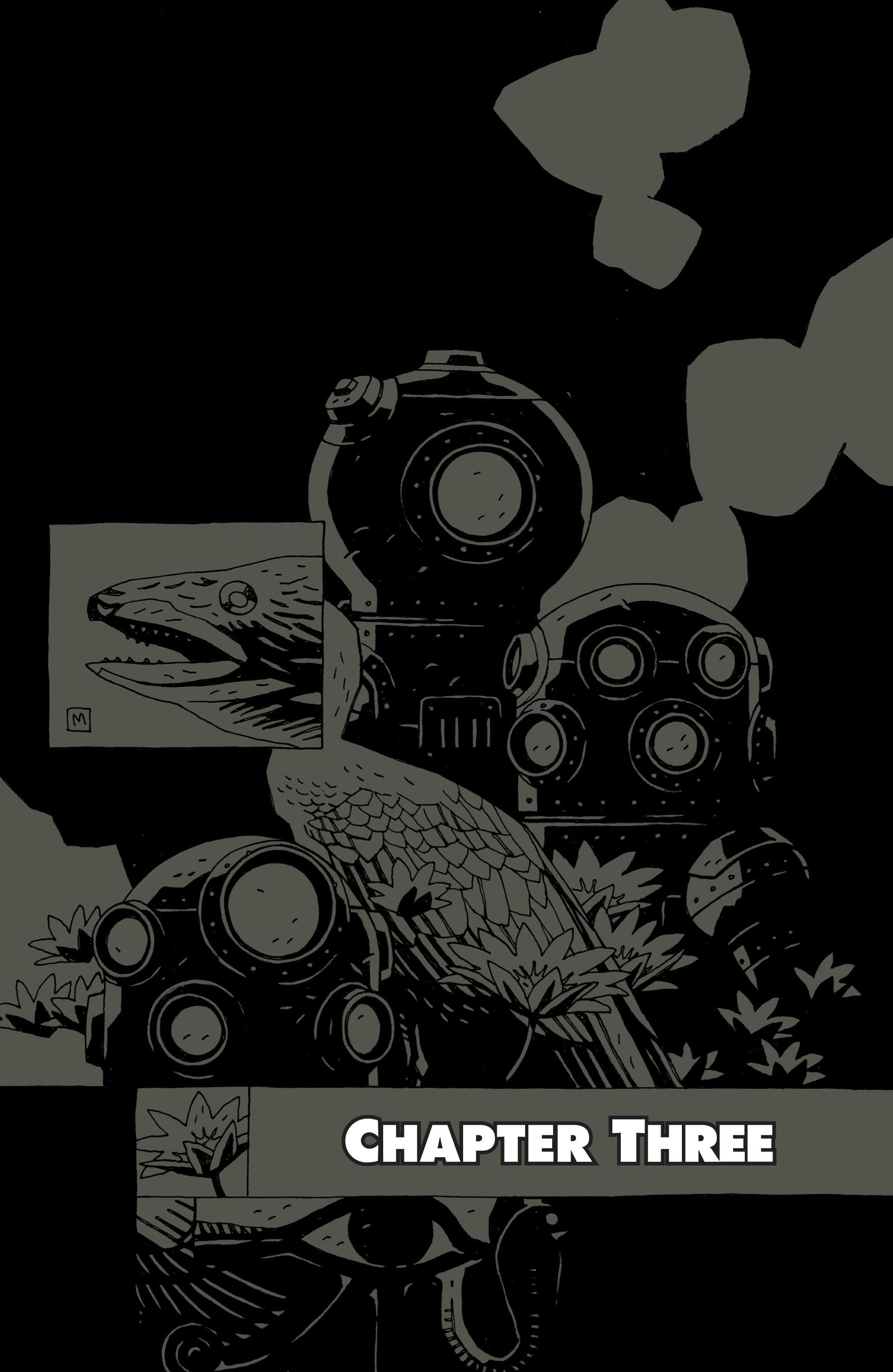 Read online B.P.R.D. (2003) comic -  Issue # TPB 7 - 58