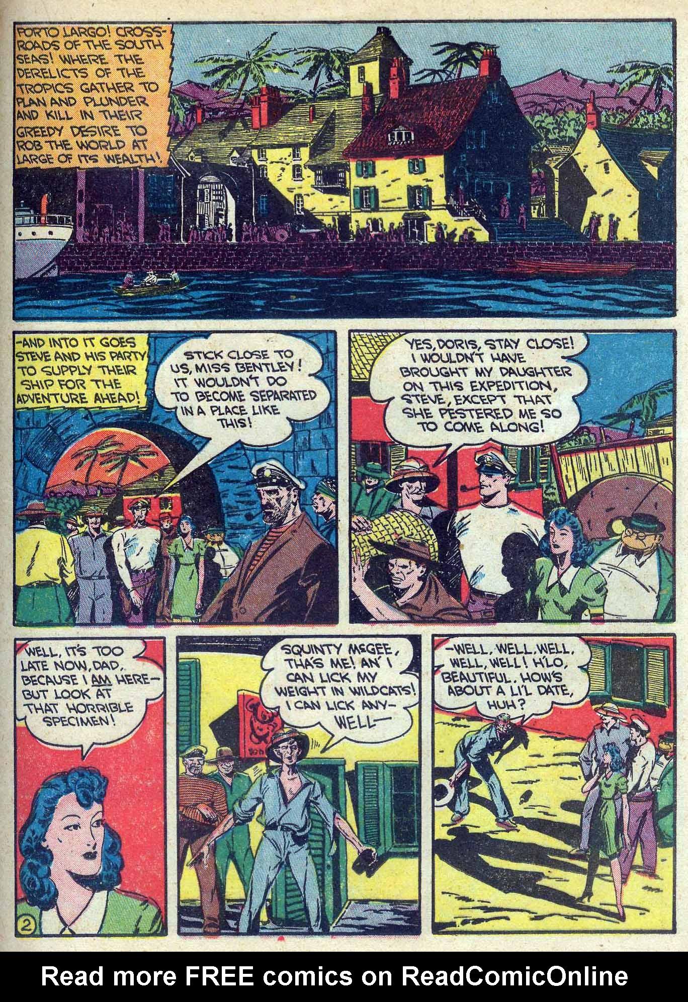 Read online Adventure Comics (1938) comic -  Issue #70 - 41
