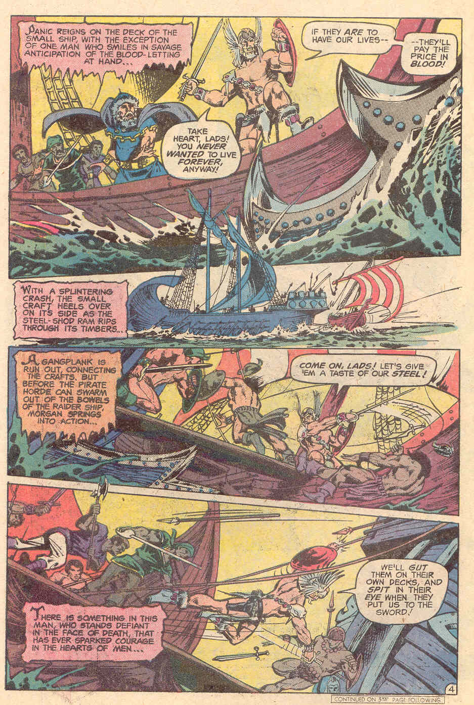 Warlord (1976) issue 24 - Page 5