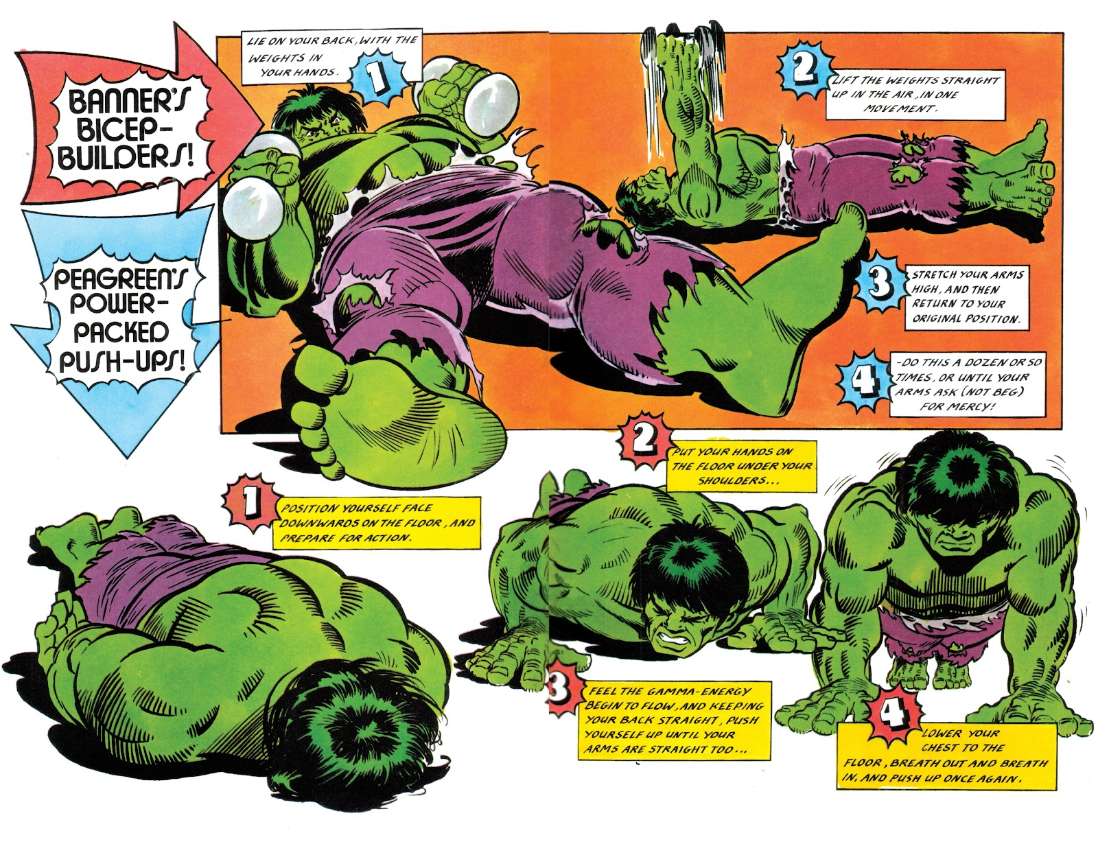 Read online Hulk: From The Marvel UK Vaults comic -  Issue # TPB (Part 2) - 99