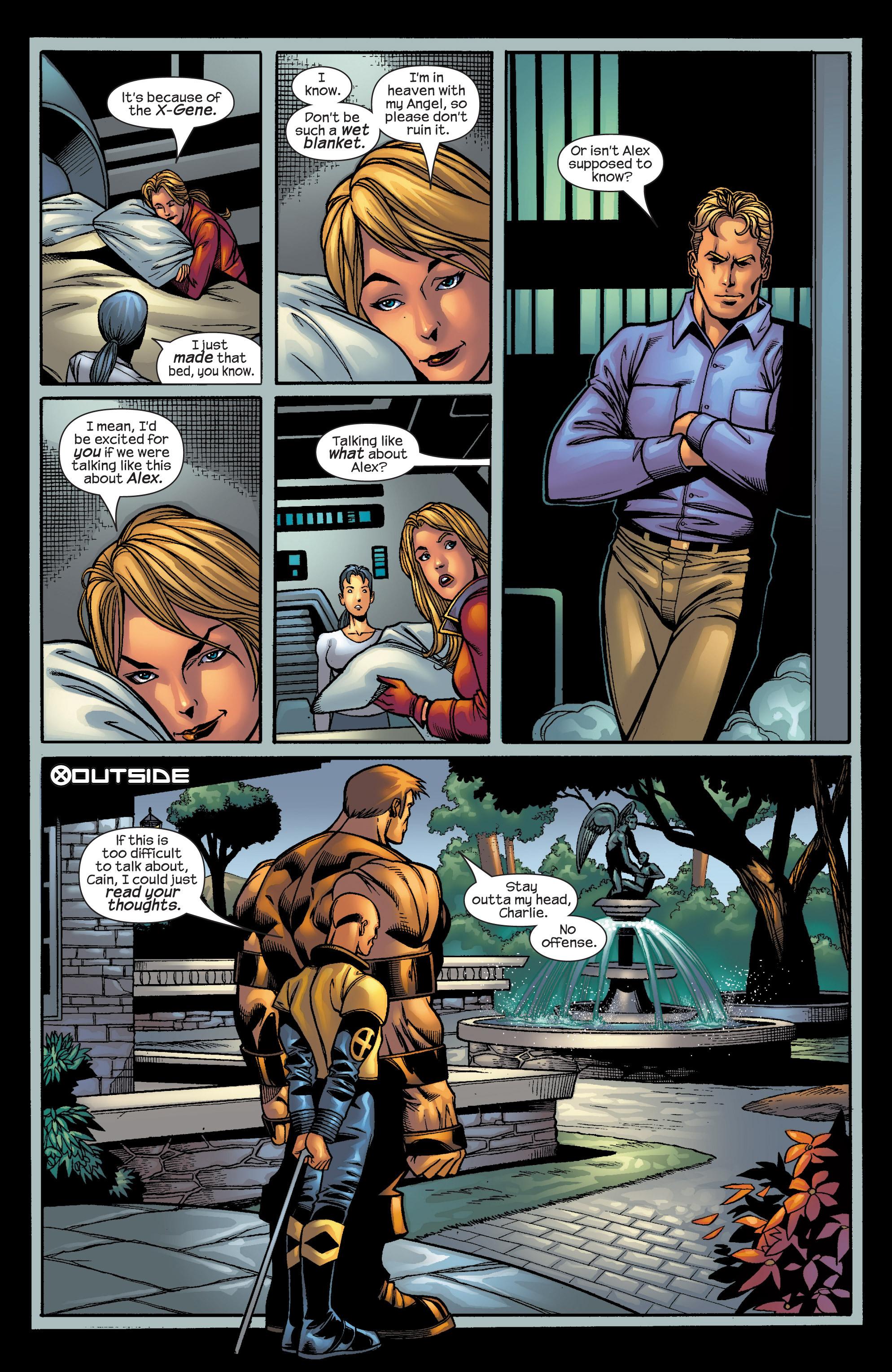 Read online Uncanny X-Men (1963) comic -  Issue #421 - 17