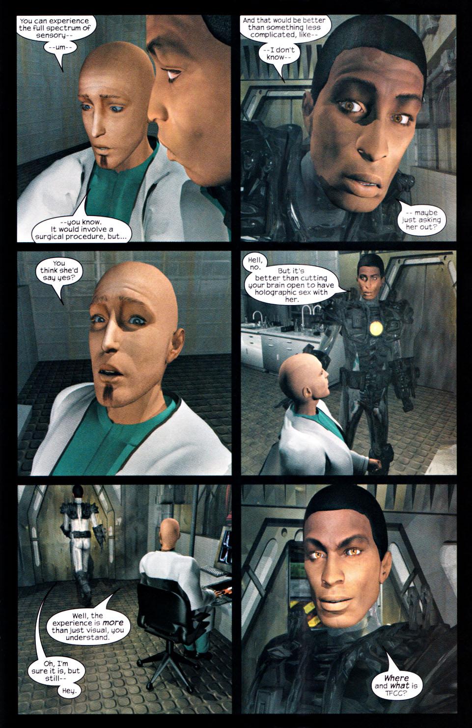 Read online U.S. War Machine 2.0 comic -  Issue #2 - 15