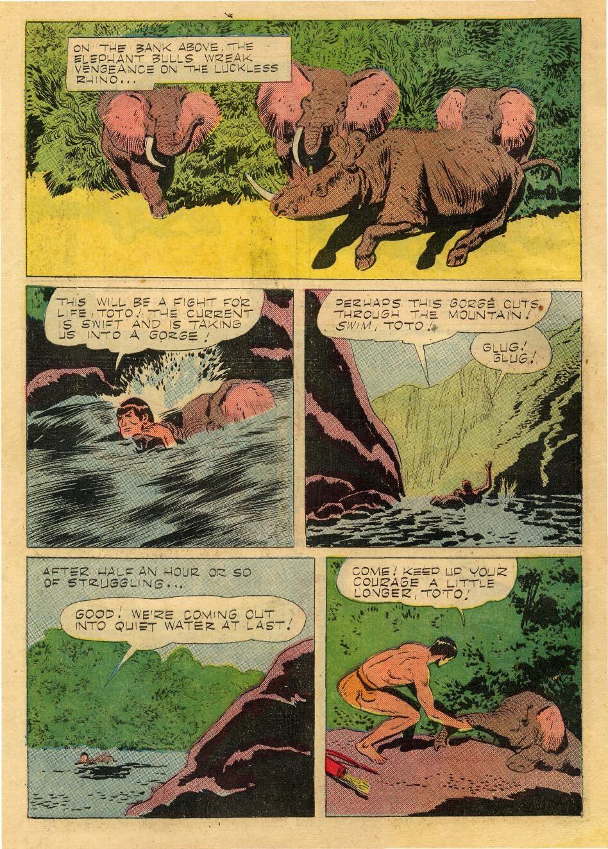 Tarzan (1948) issue 76 - Page 6