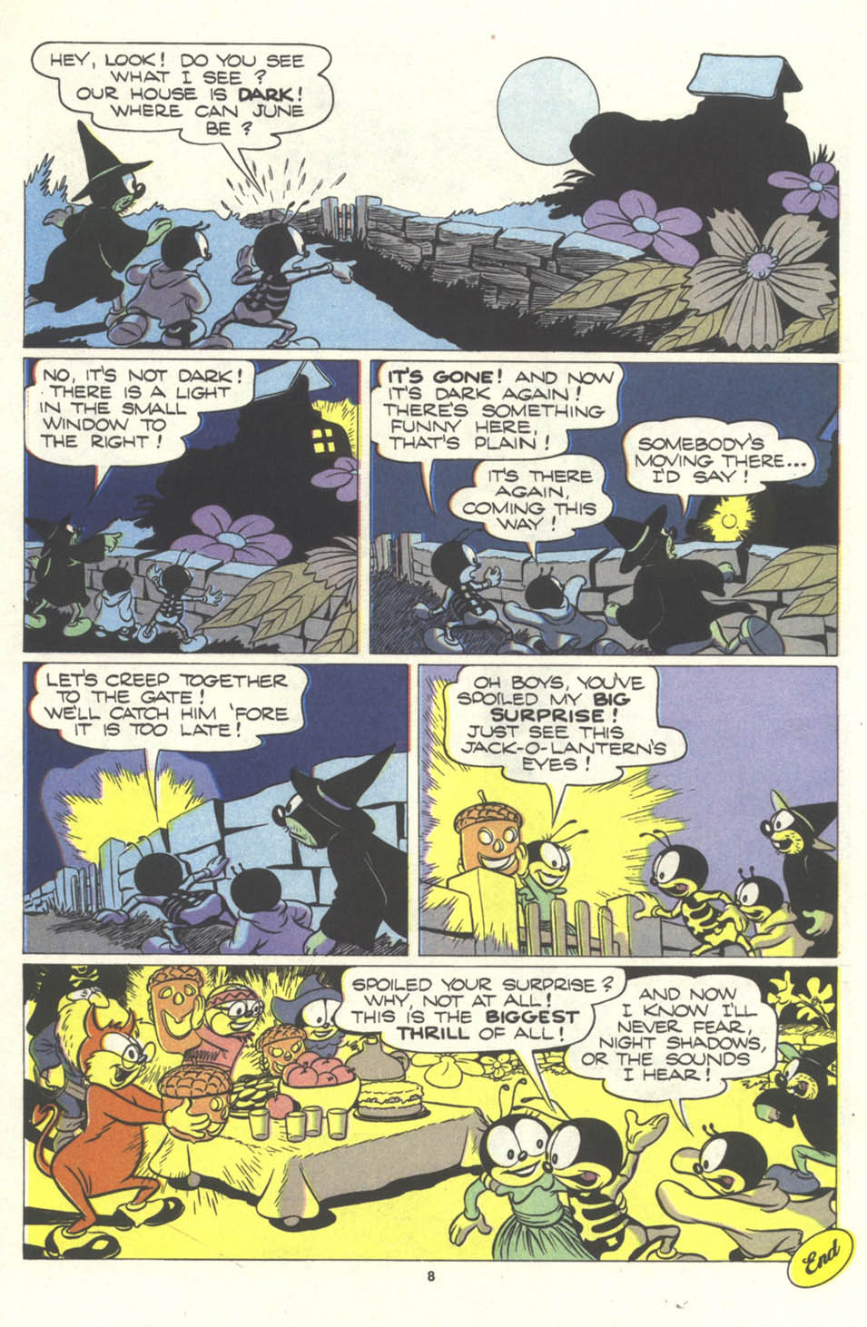 Walt Disney's Comics and Stories issue 554 - Page 24