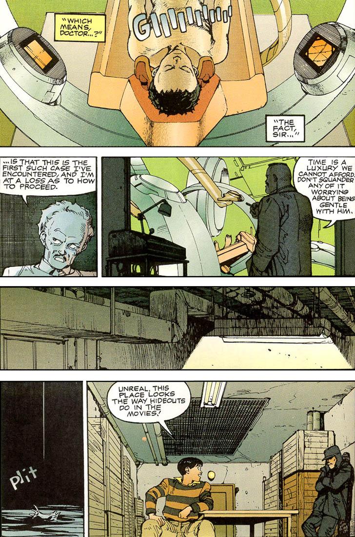 Read online Akira comic -  Issue #3 - 30