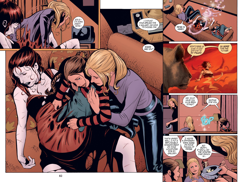 Read online Buffy the Vampire Slayer: Omnibus comic -  Issue # TPB 2 - 80