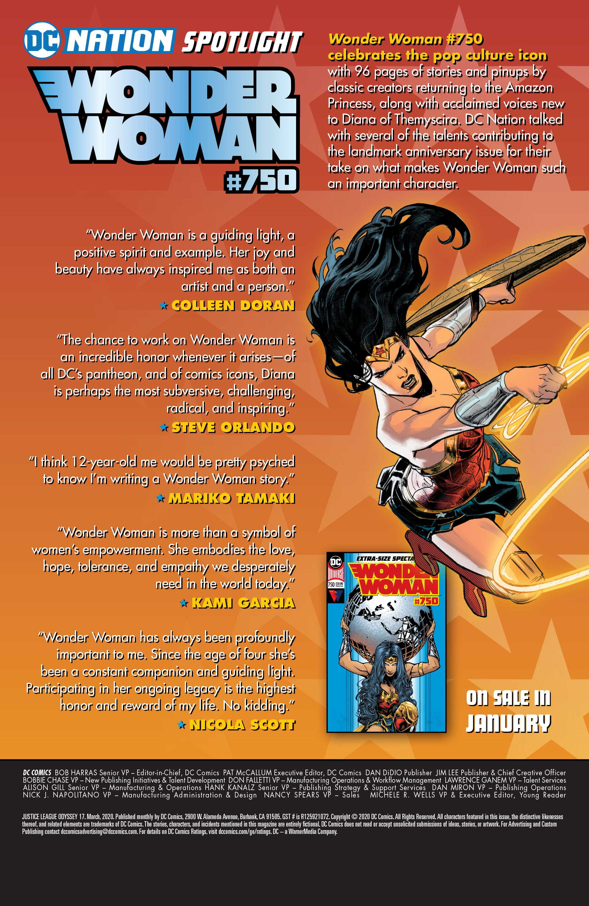 Justice League Odyssey #17 #17 - English 24