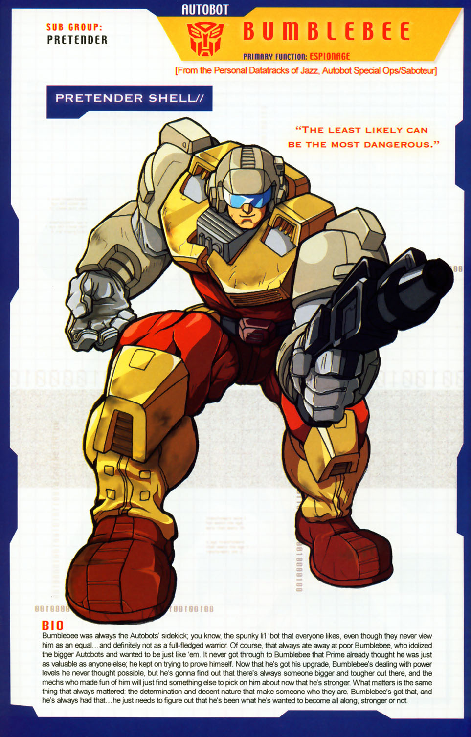 Read online Transformers: More than Meets the Eye comic -  Issue #7 - 53