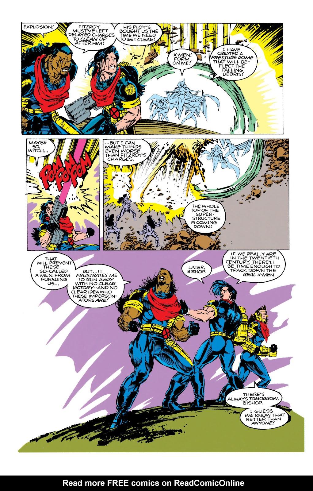 Uncanny X-Men (1963) issue 283 - Page 19