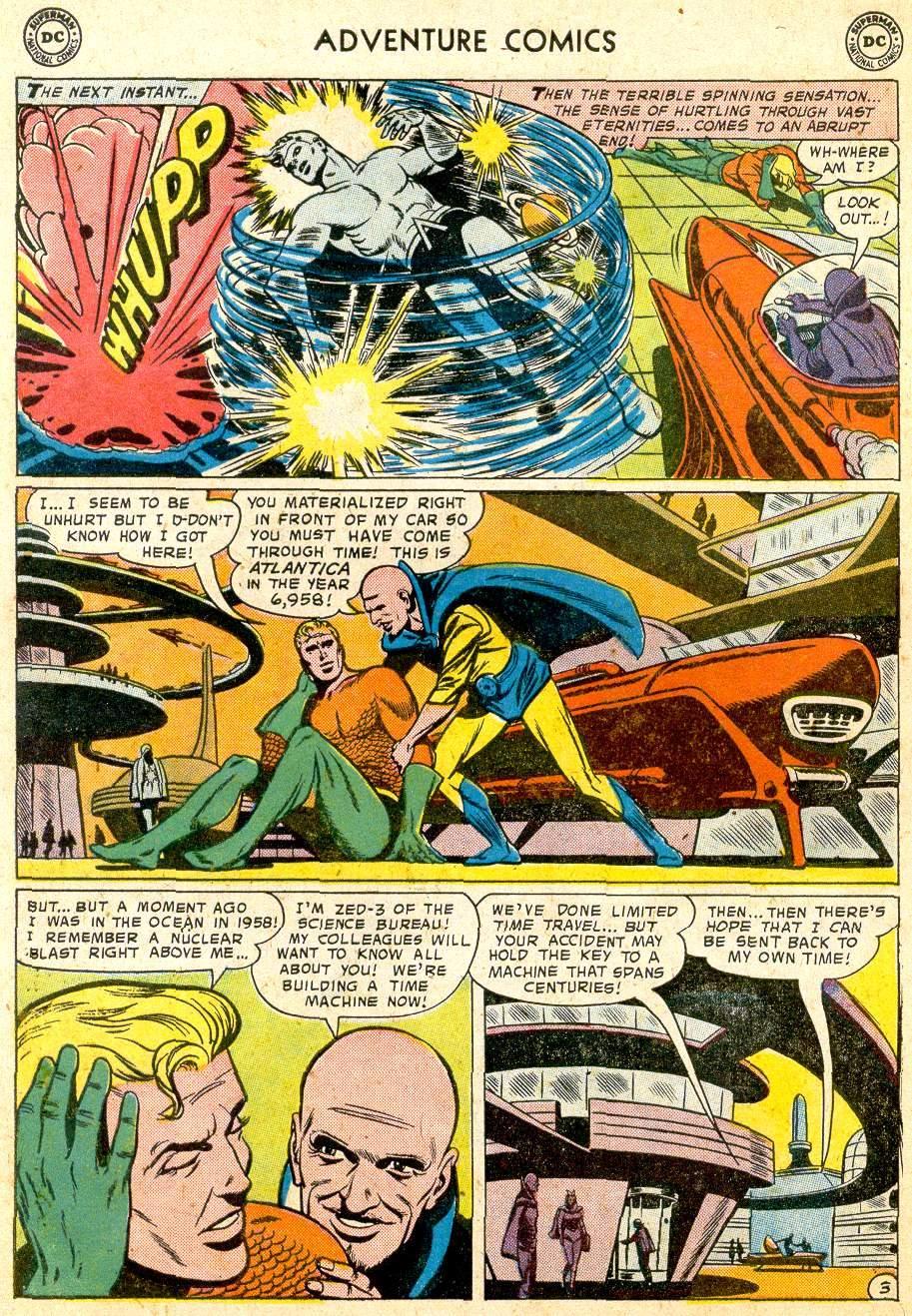 Read online Adventure Comics (1938) comic -  Issue #251 - 28