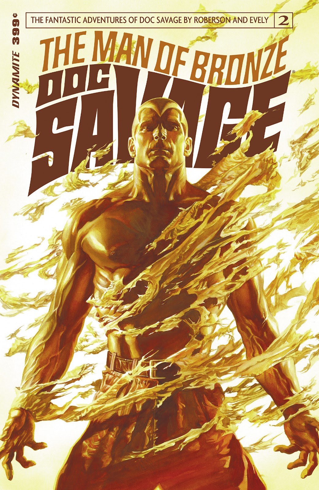 Doc Savage (2013) issue 2 - Page 1