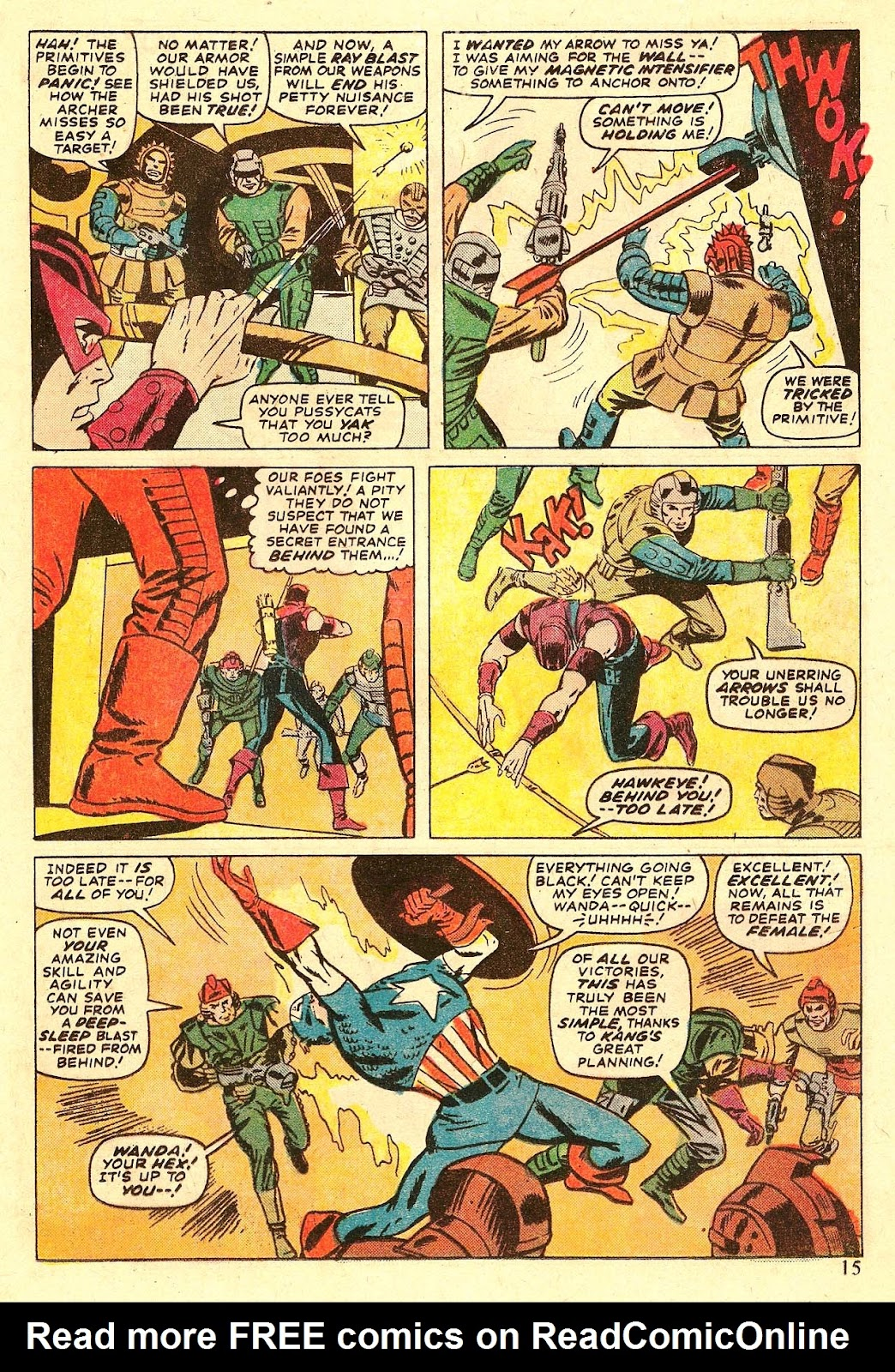 Marvel Triple Action (1972) issue 18 - Page 17