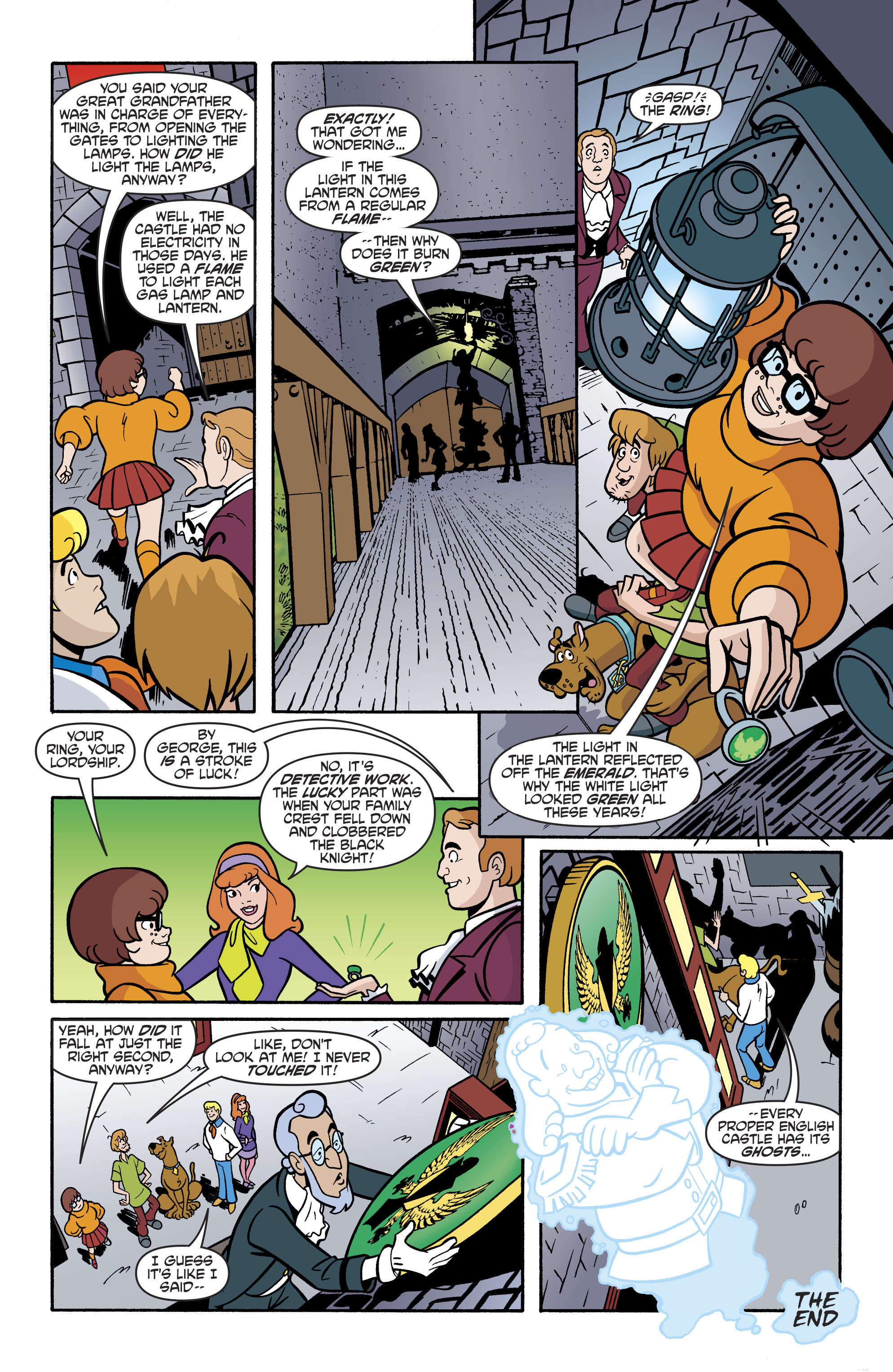 Read online Scooby-Doo: Where Are You? comic -  Issue #79 - 21