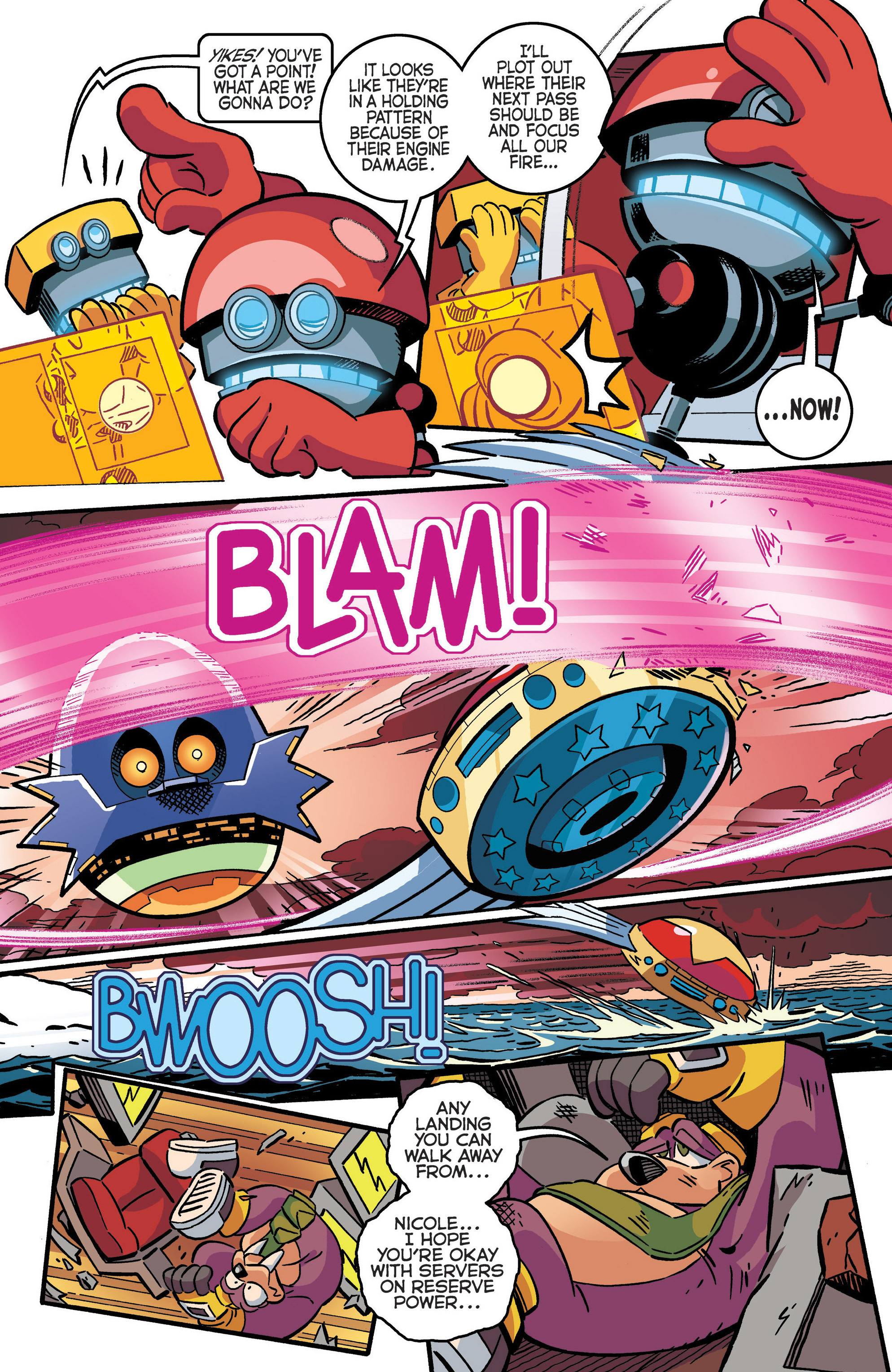 Read online Sonic The Hedgehog comic -  Issue #286 - 10
