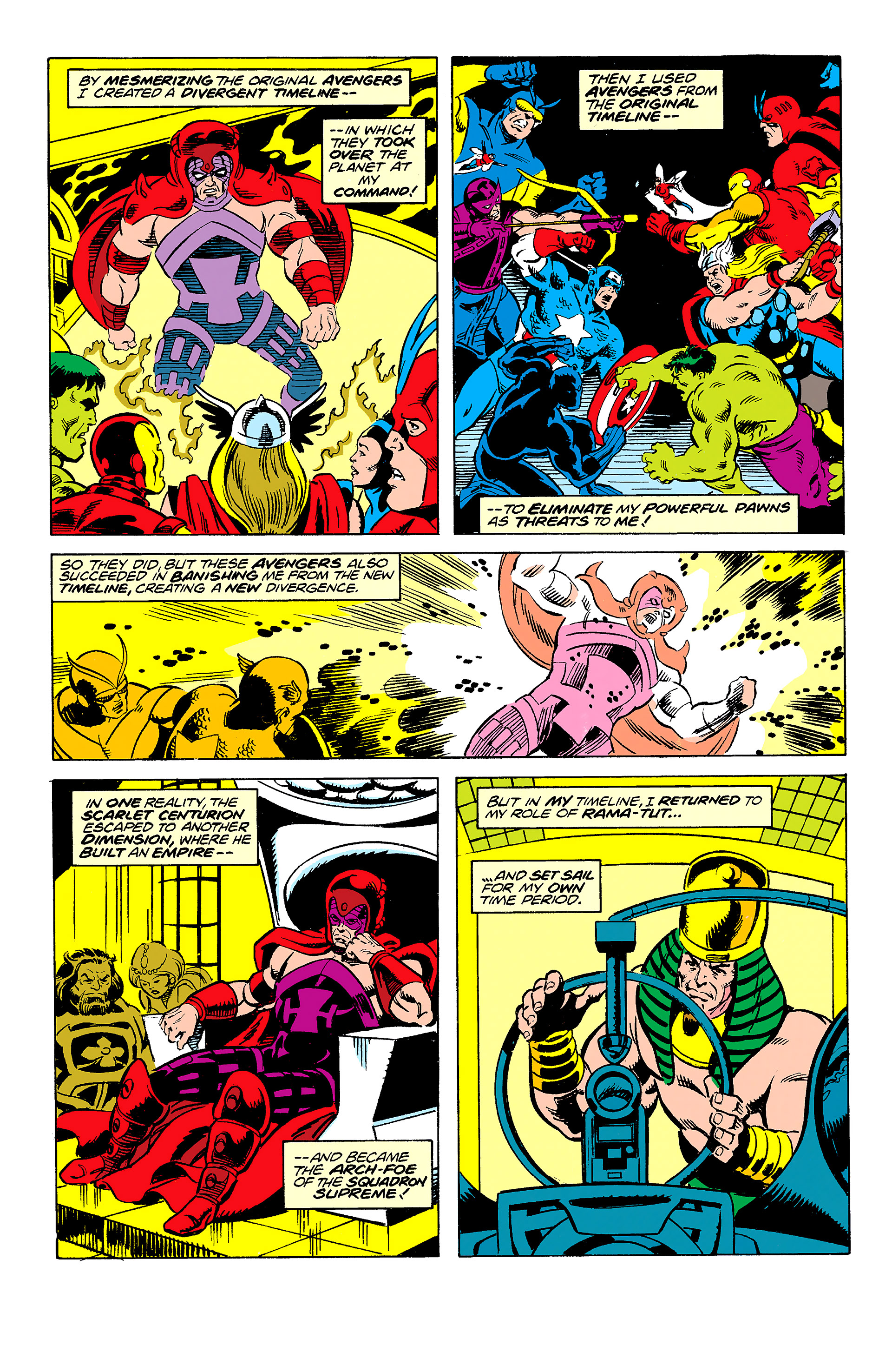 Read online Captain America (1968) comic -  Issue # _Annual 11 - 52