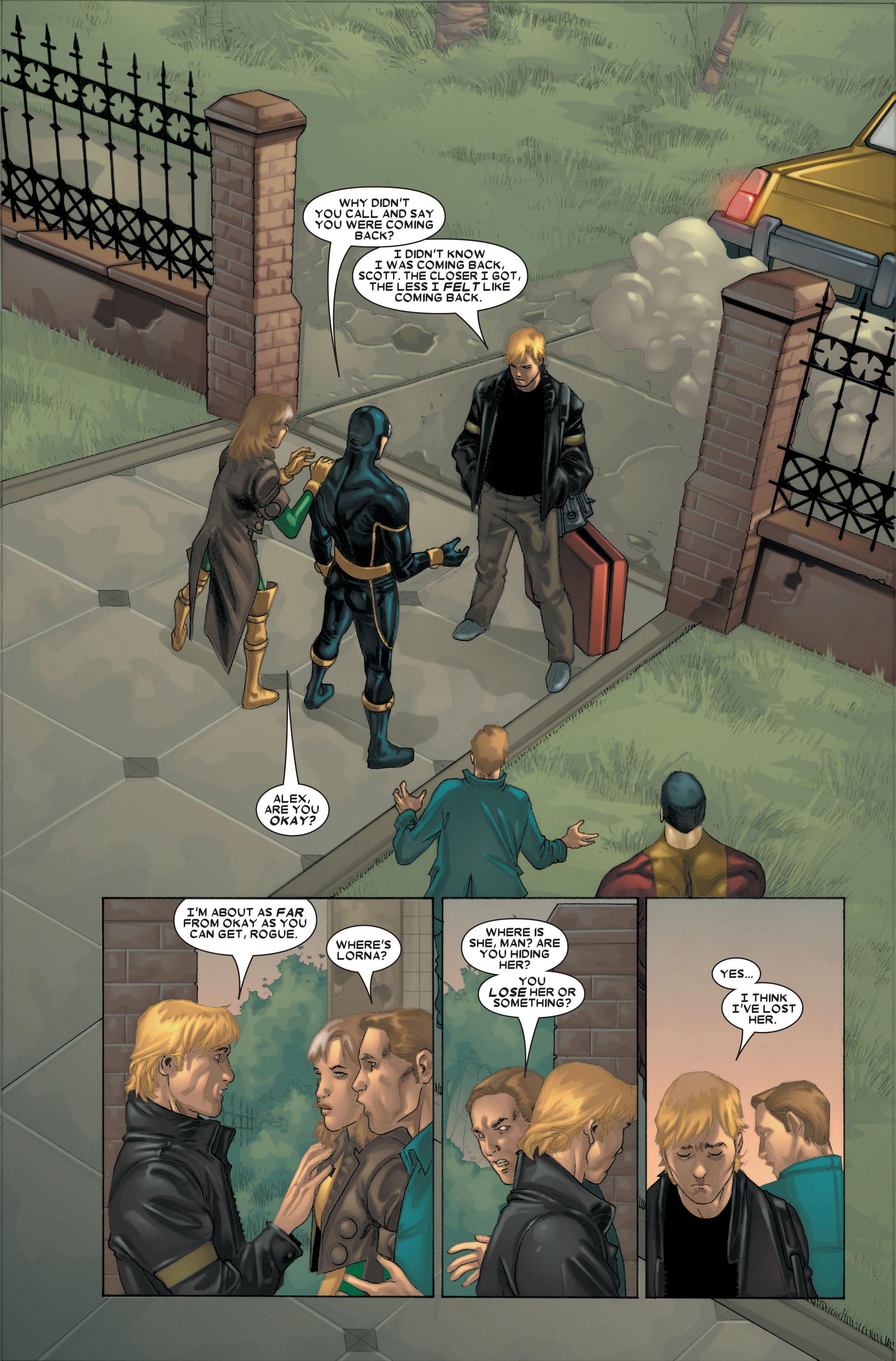 X-Men (1991) 182 Page 19