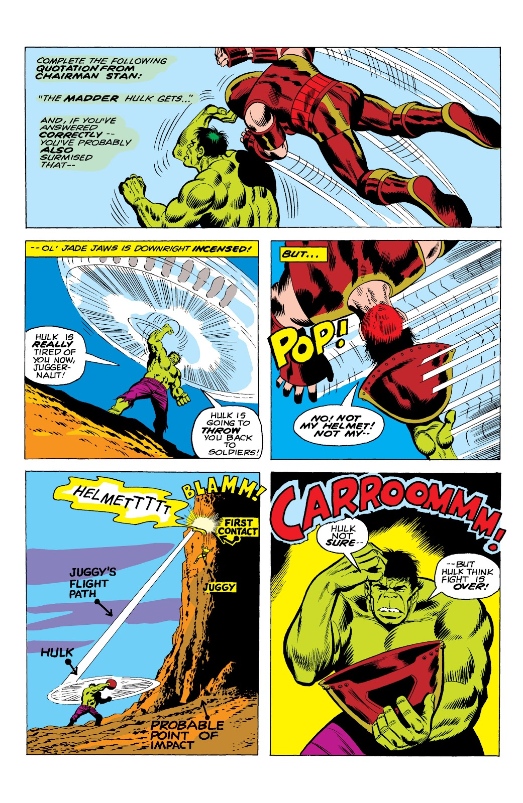 Read online Marvel Masterworks: The Incredible Hulk comic -  Issue # TPB 10 (Part 1) - 47