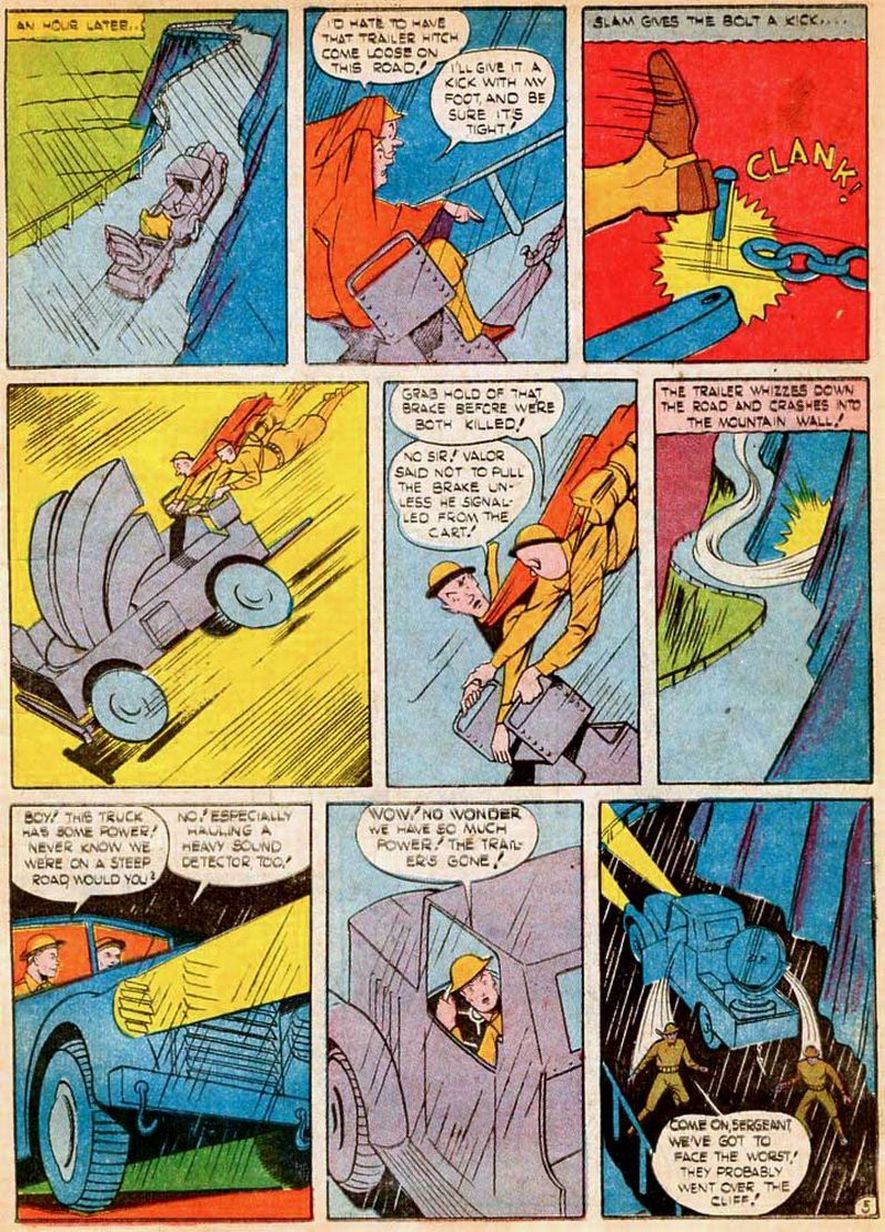 Zip Comics issue 19 - Page 21