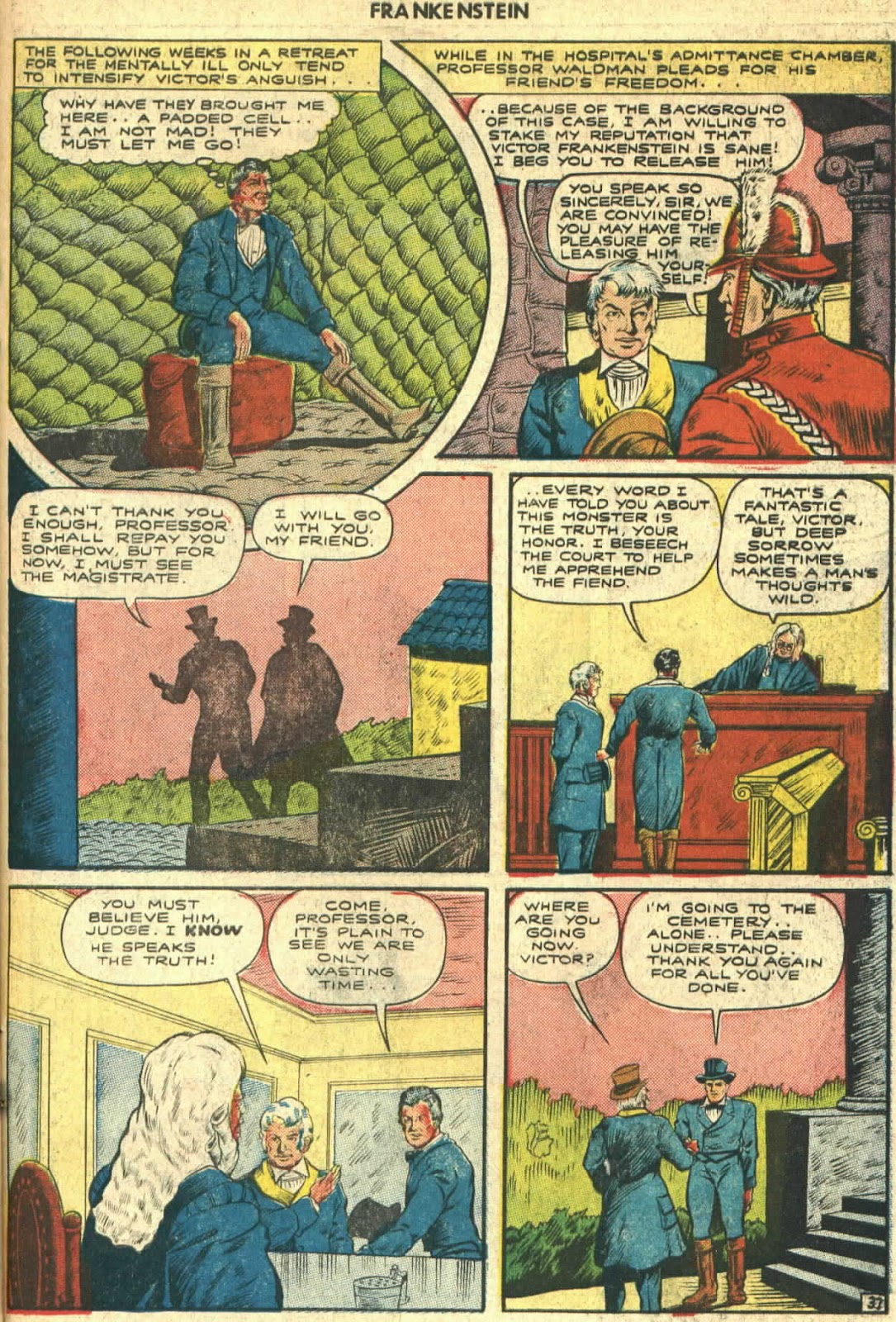 Classics Illustrated issue 26 - Page 39