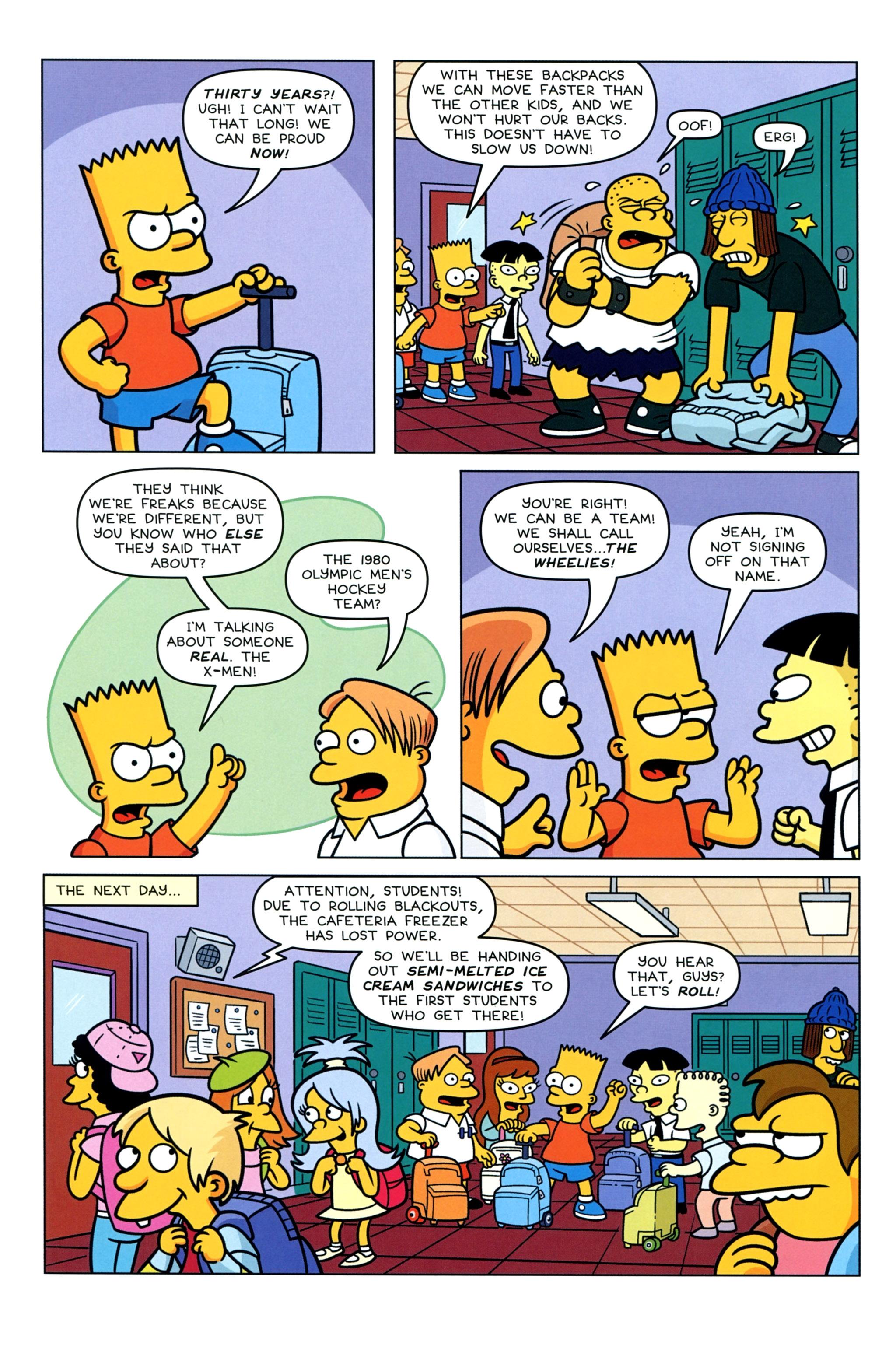 Read online Simpsons Comics Presents Bart Simpson comic -  Issue #92 - 6